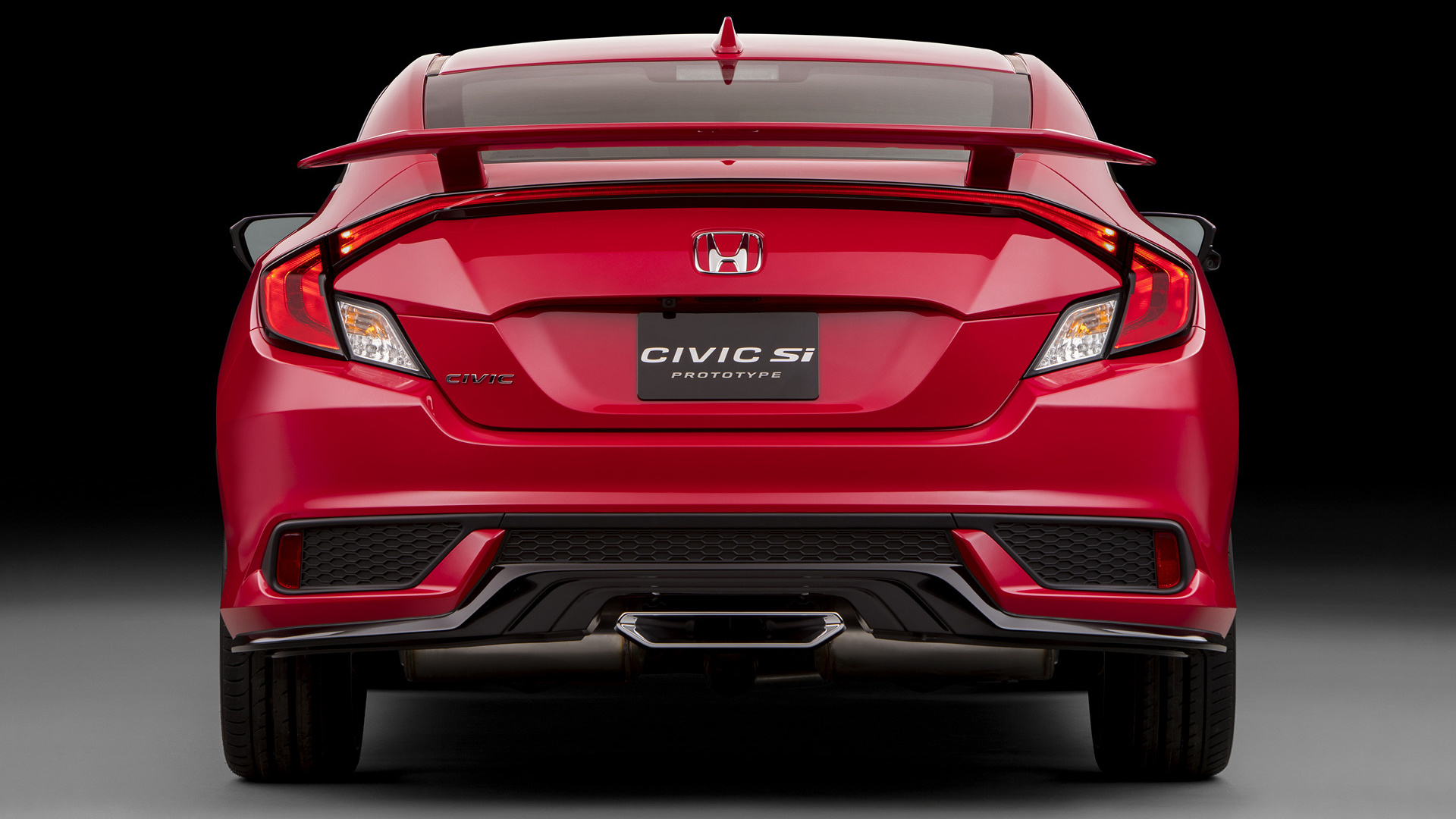 Honda Civic Si Prototype 2016 Wallpapers And HD Images