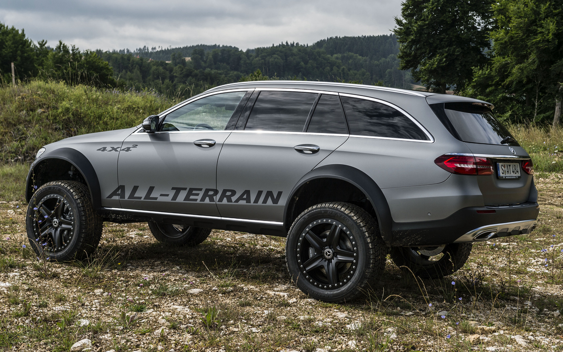 2019 Ram Hd >> Mercedes-Benz E-Class All-Terrain 4x4² (2017) Wallpapers and HD Images - Car Pixel