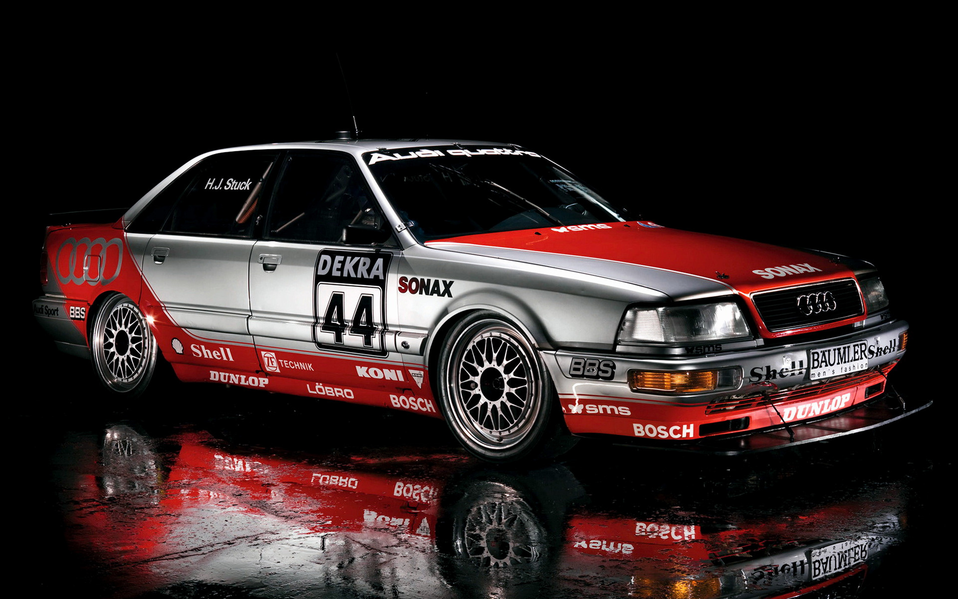 1990 Audi V8 Dtm Wallpapers And Hd Images Car Pixel