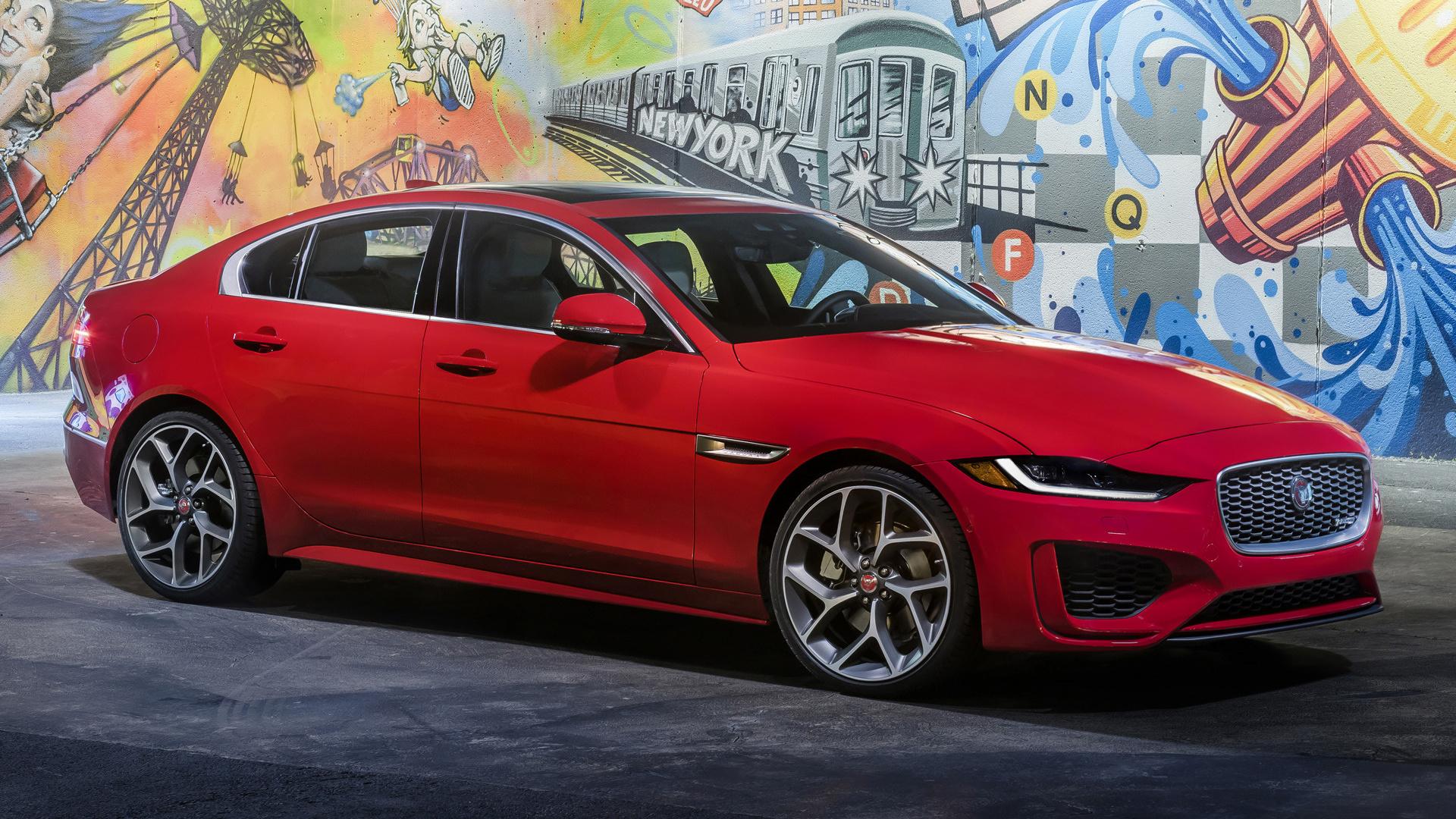 2020 Jaguar XE R-Dynamic (US) - Wallpapers and HD Images | Car Pixel