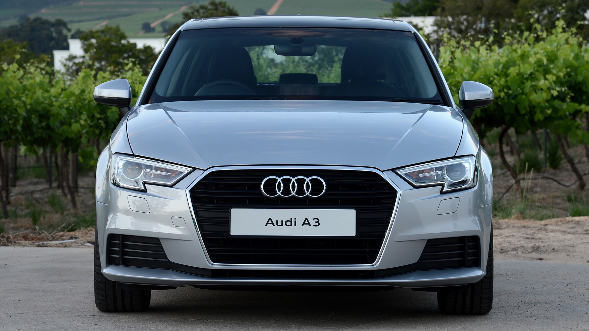 audi a3 sportback 2016 za wallpapers and hd images car pixel. Black Bedroom Furniture Sets. Home Design Ideas