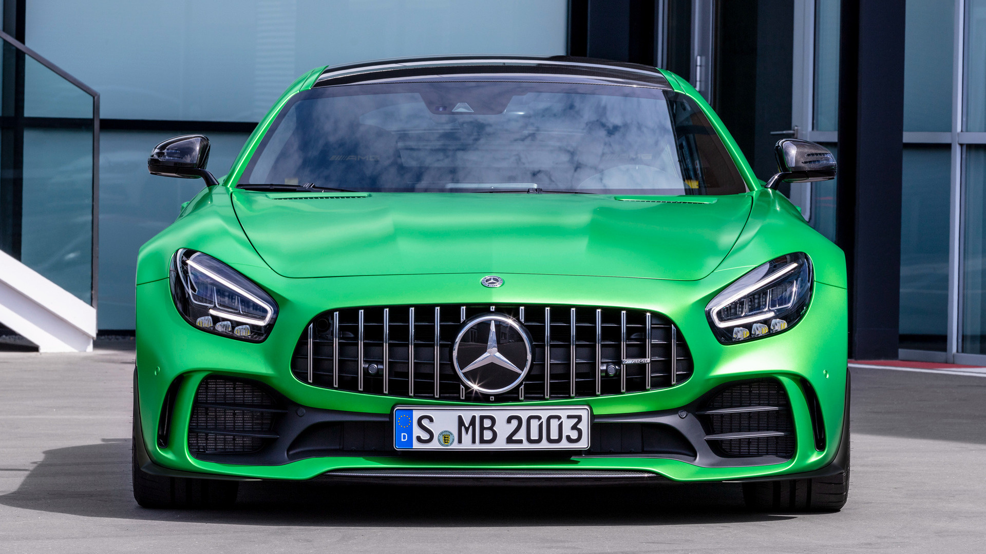 2019 Mercedes-AMG GT R - Wallpapers and HD Images | Car Pixel