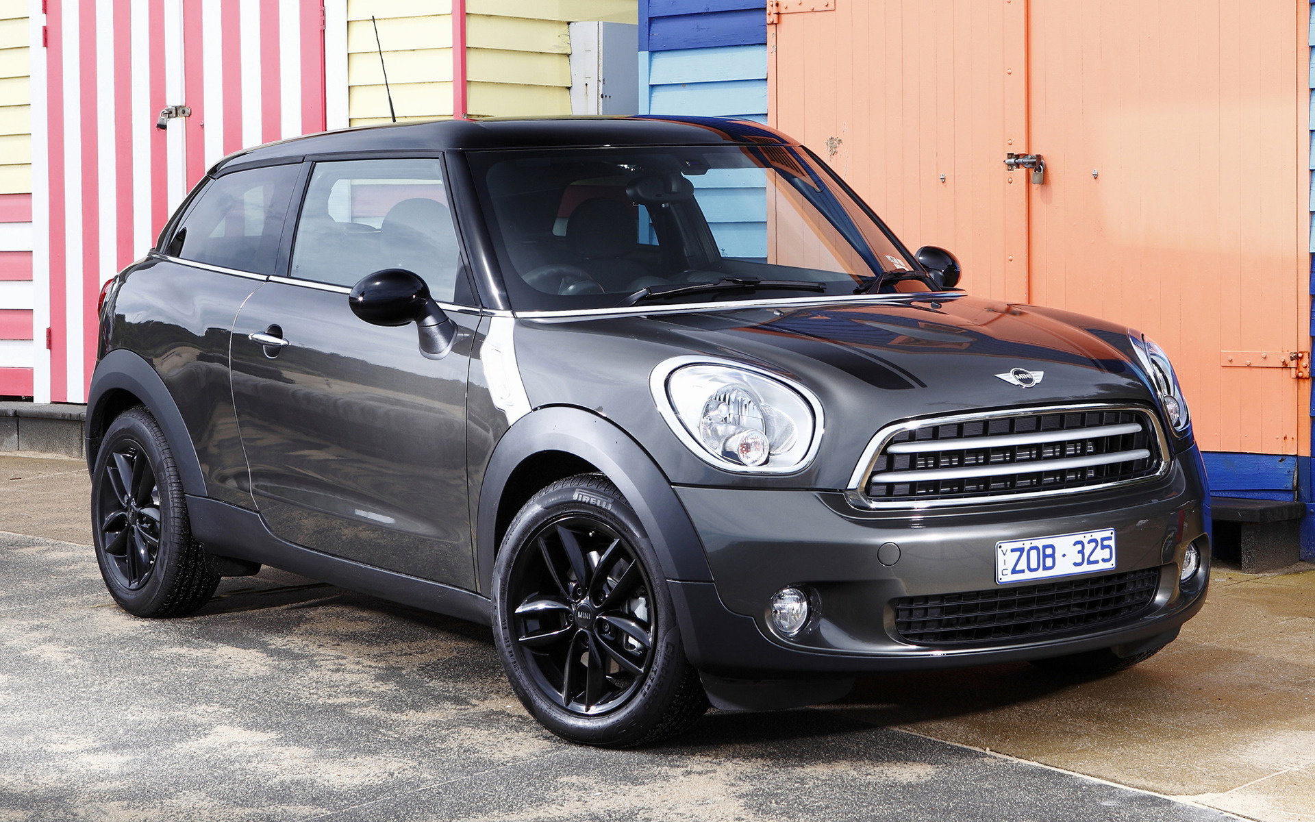 2013 mini cooper paceman au wallpapers and hd images car pixel. Black Bedroom Furniture Sets. Home Design Ideas