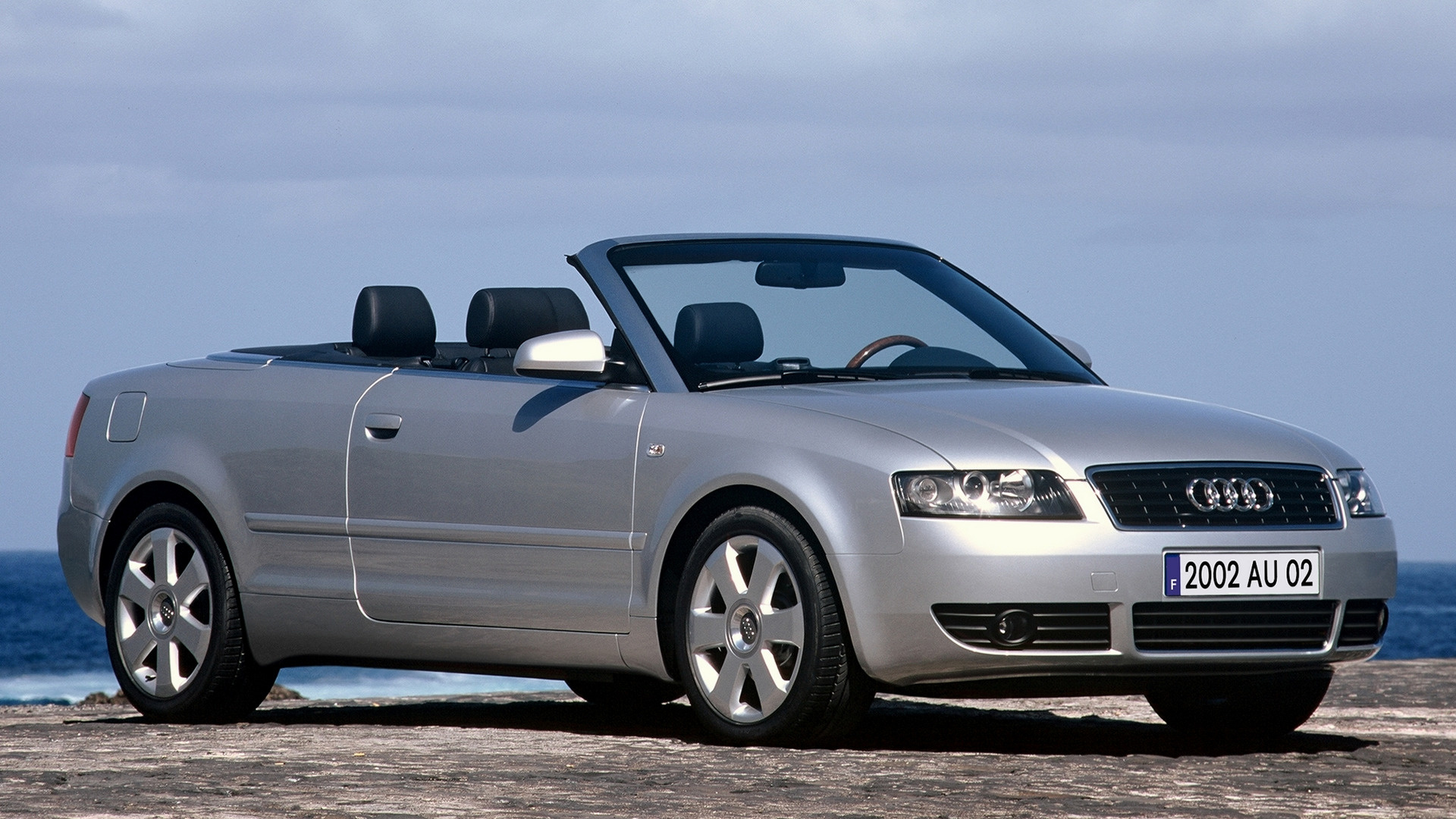 2002 audi a4 cabriolet wallpapers and hd images car pixel. Black Bedroom Furniture Sets. Home Design Ideas