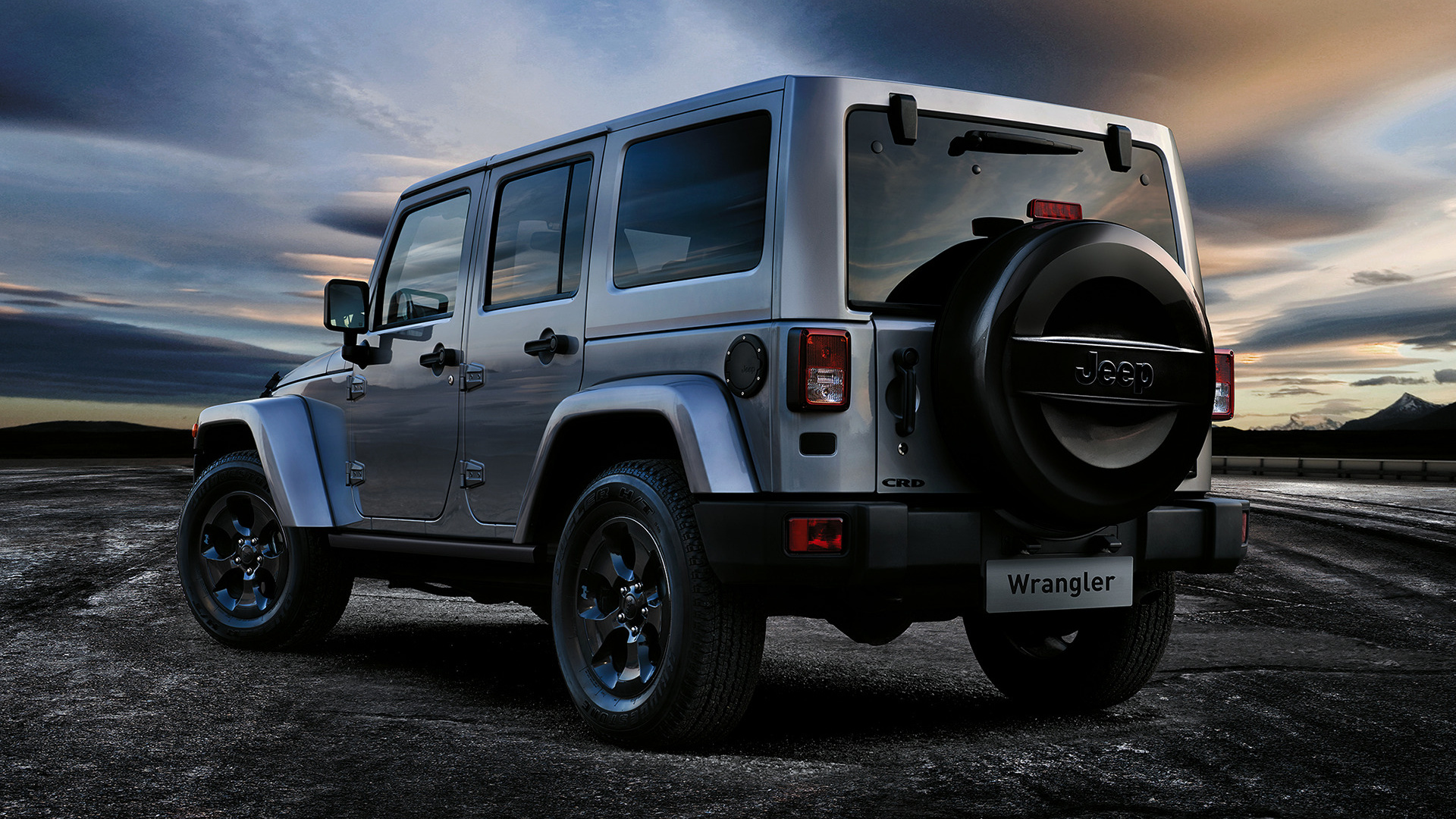2015 Jeep Wrangler Unlimited Black Edition Ii Wallpapers