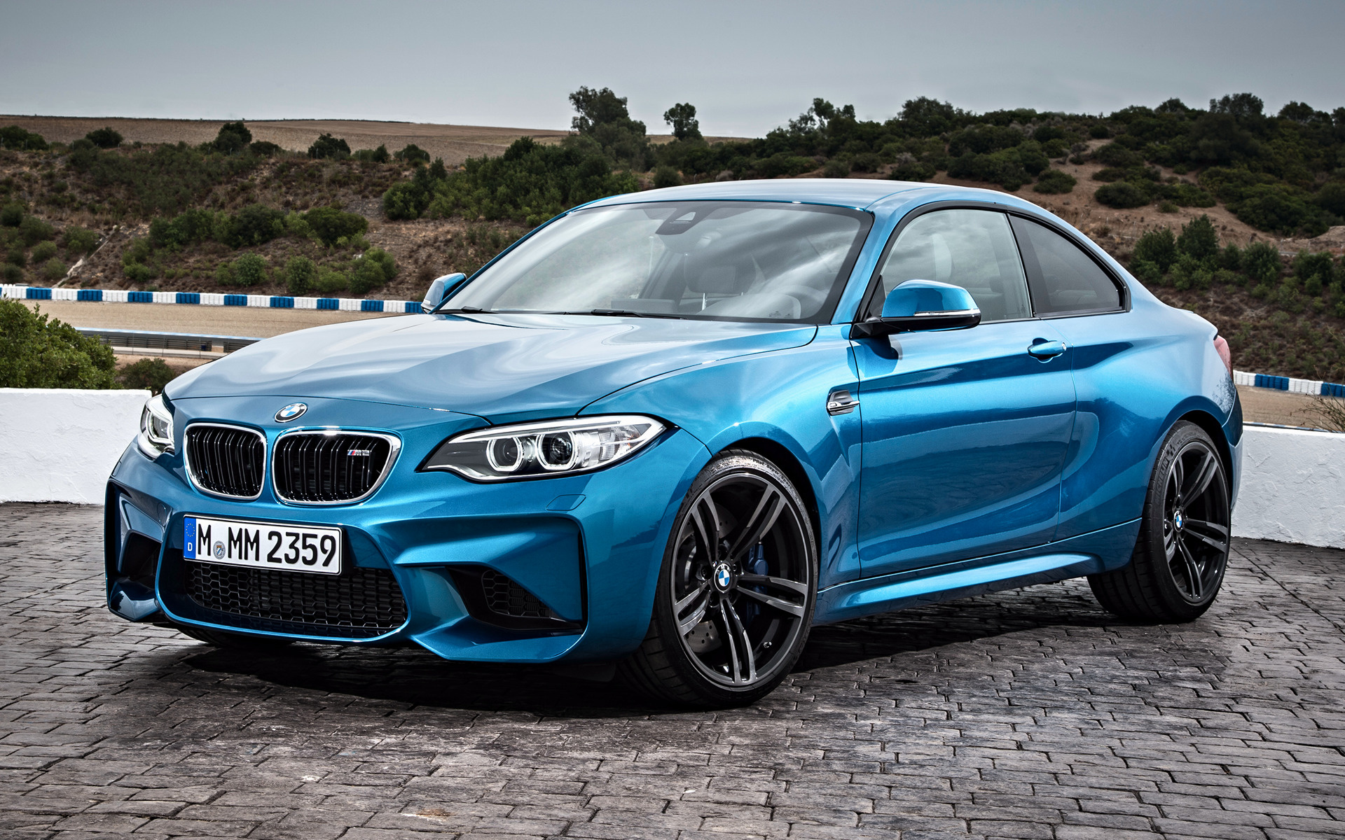 BMW M2 Coupe (2015) Wallpapers And HD Images