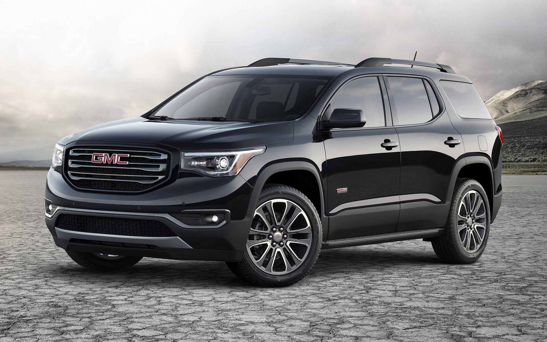 2017 GMC Acadia All Terrain - Wallpapers and HD Images ...