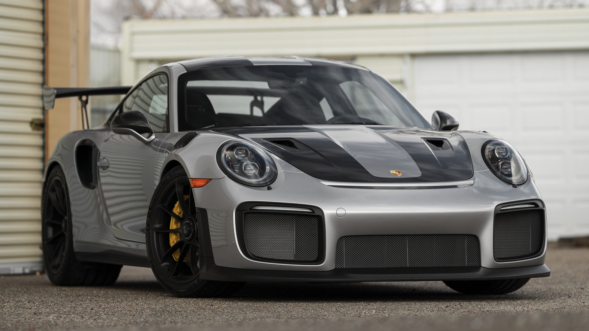 2018 Porsche 911 Gt2 Rs Us Wallpapers And Hd Images Car Pixel