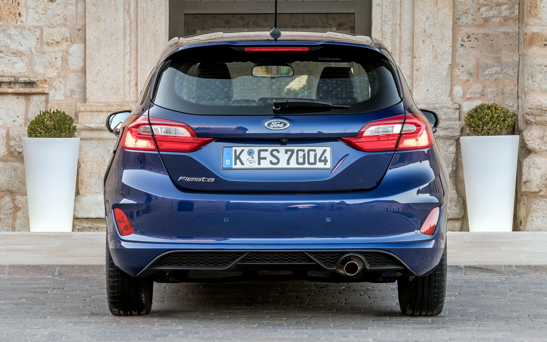 2017 Ford Fiesta ST-Line 5-door - Wallpapers and HD Images ...