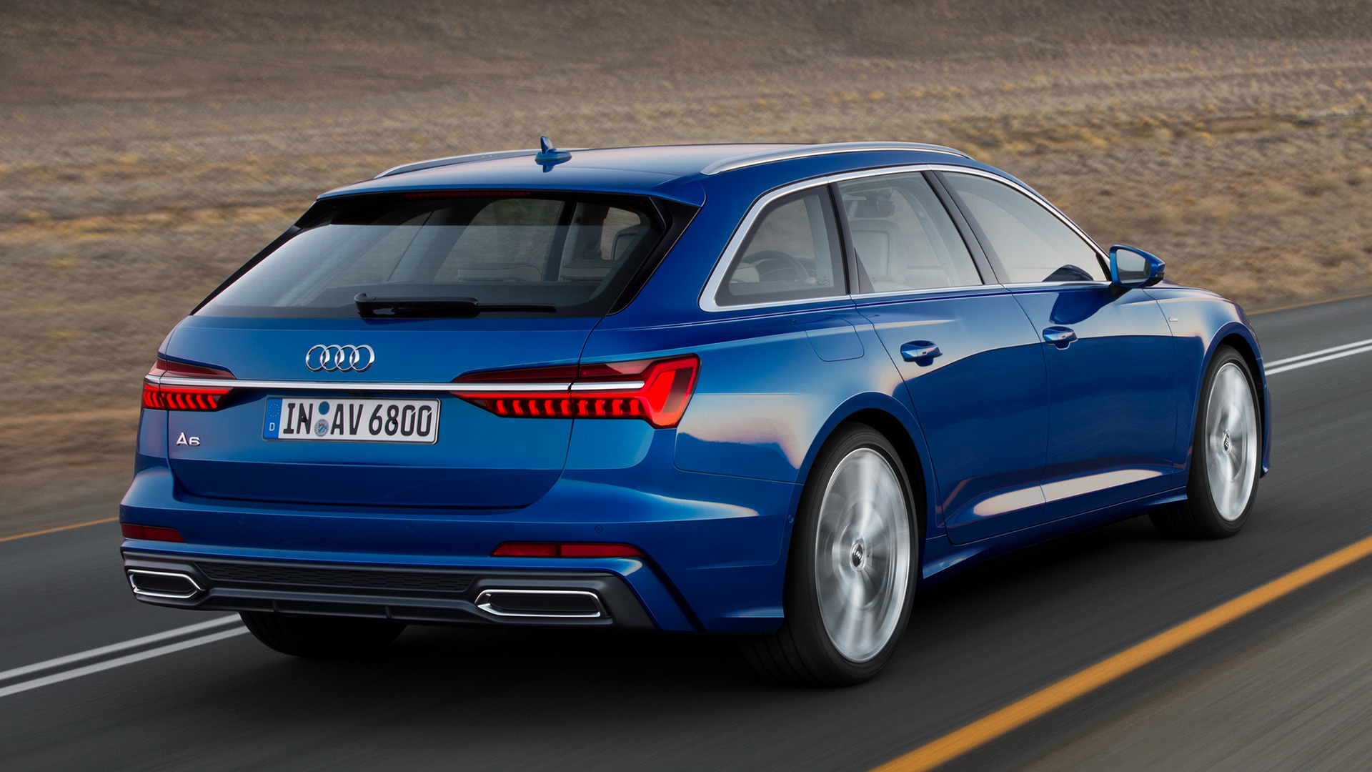 2018 Audi A6 Avant S Line Wallpapers And Hd Images Car