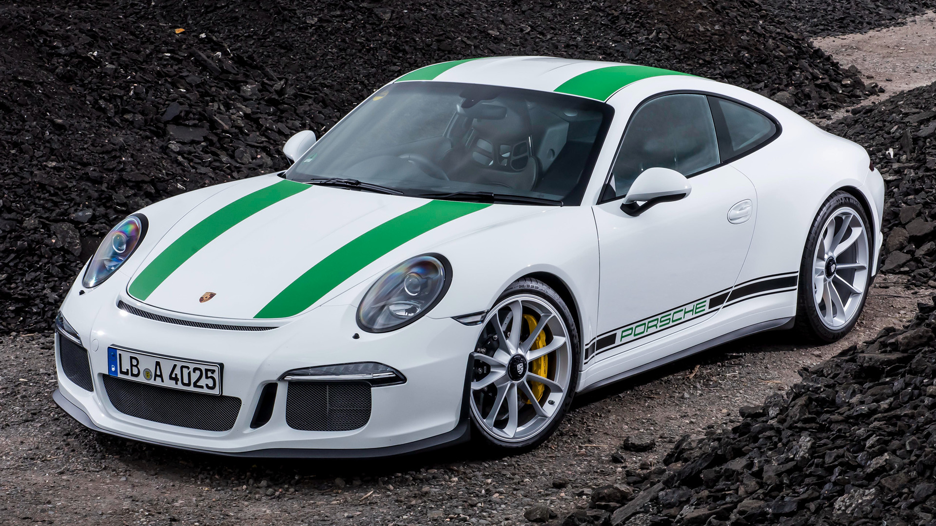 Porsche 911 R (2016) UK Wallpapers and HD Images - Car Pixel