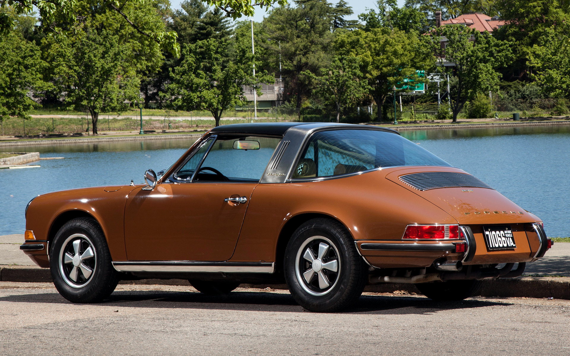1969 Porsche 911 T Targa Us Wallpapers And Hd Images