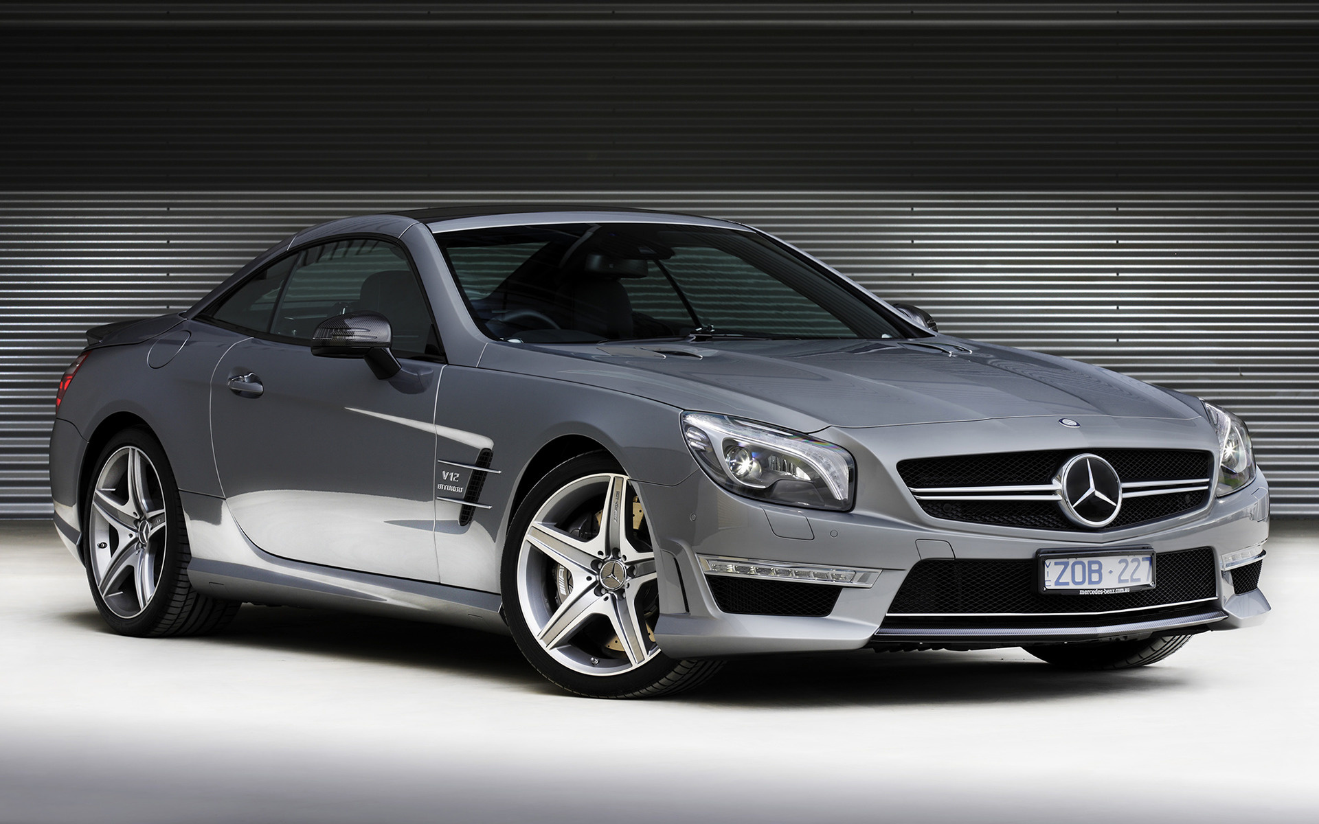2012 Mercedes Benz Sl 65 Amg Au Wallpapers And Hd