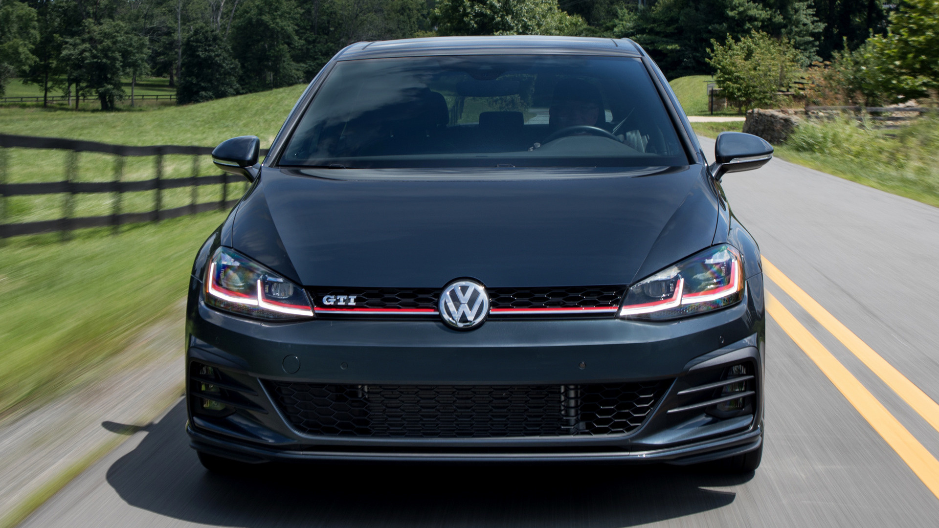 Performance Chrysler Jeep Dodge >> 2018 Volkswagen Golf GTI 5-door (US) - Wallpapers and HD Images | Car Pixel