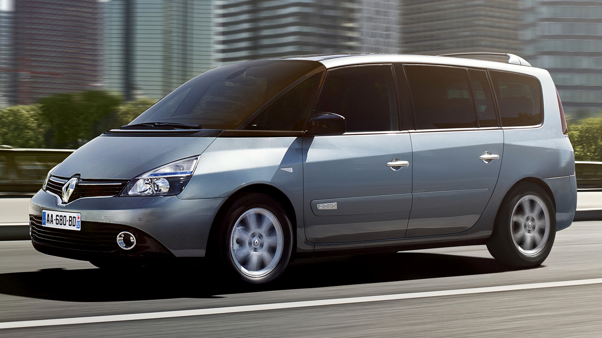 renault grand espace 2012 wallpapers and hd images car. Black Bedroom Furniture Sets. Home Design Ideas