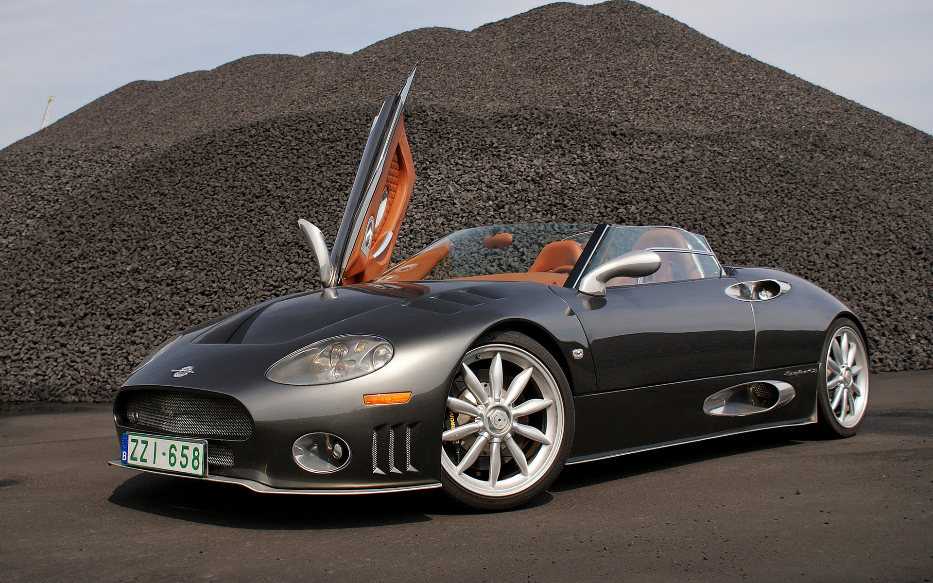 Spyker C Spyder Car Wallpaper on 2019 Dodge Ram