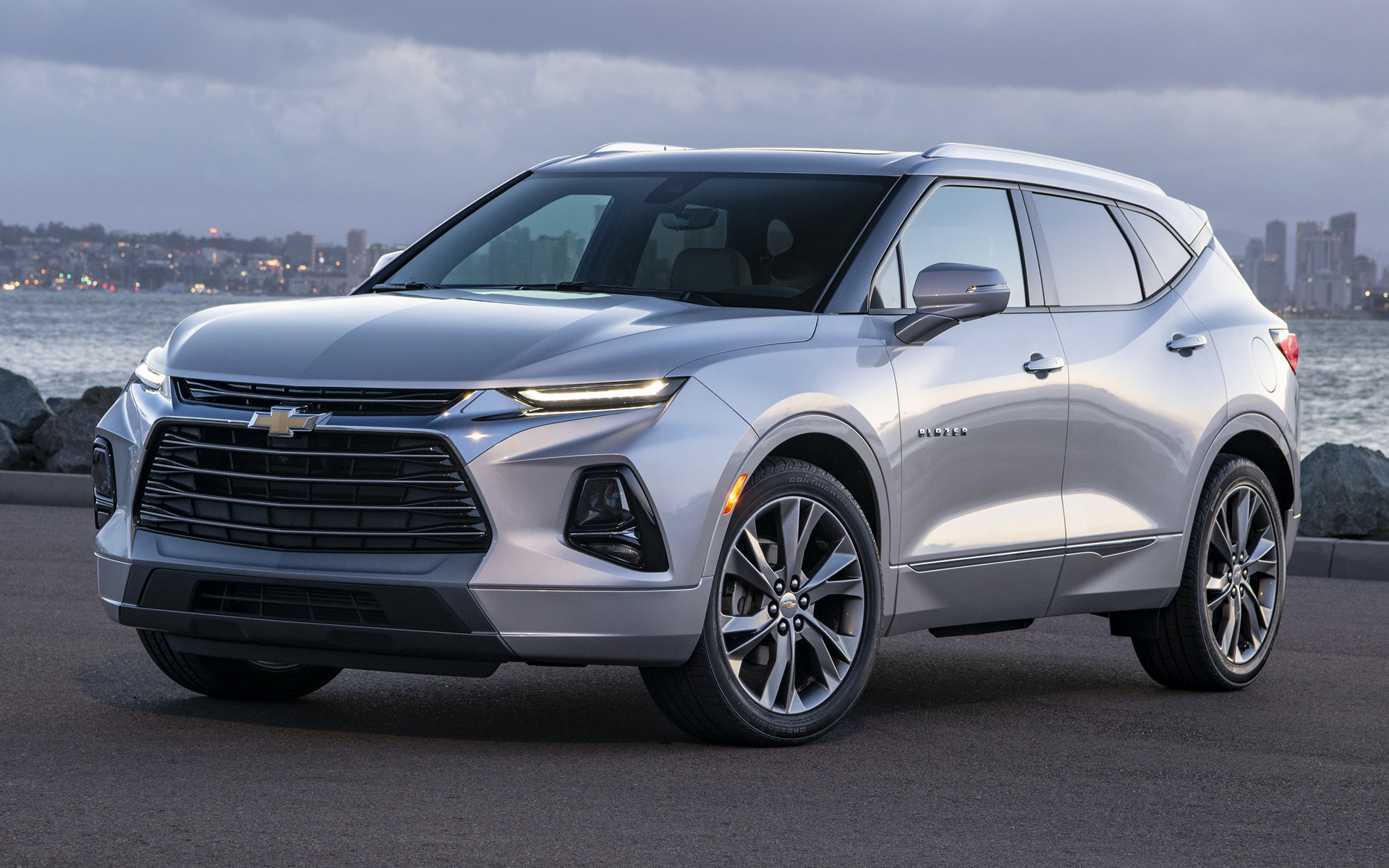 2019 Chevrolet Blazer - Fondos de Pantalla e Imágenes en ...