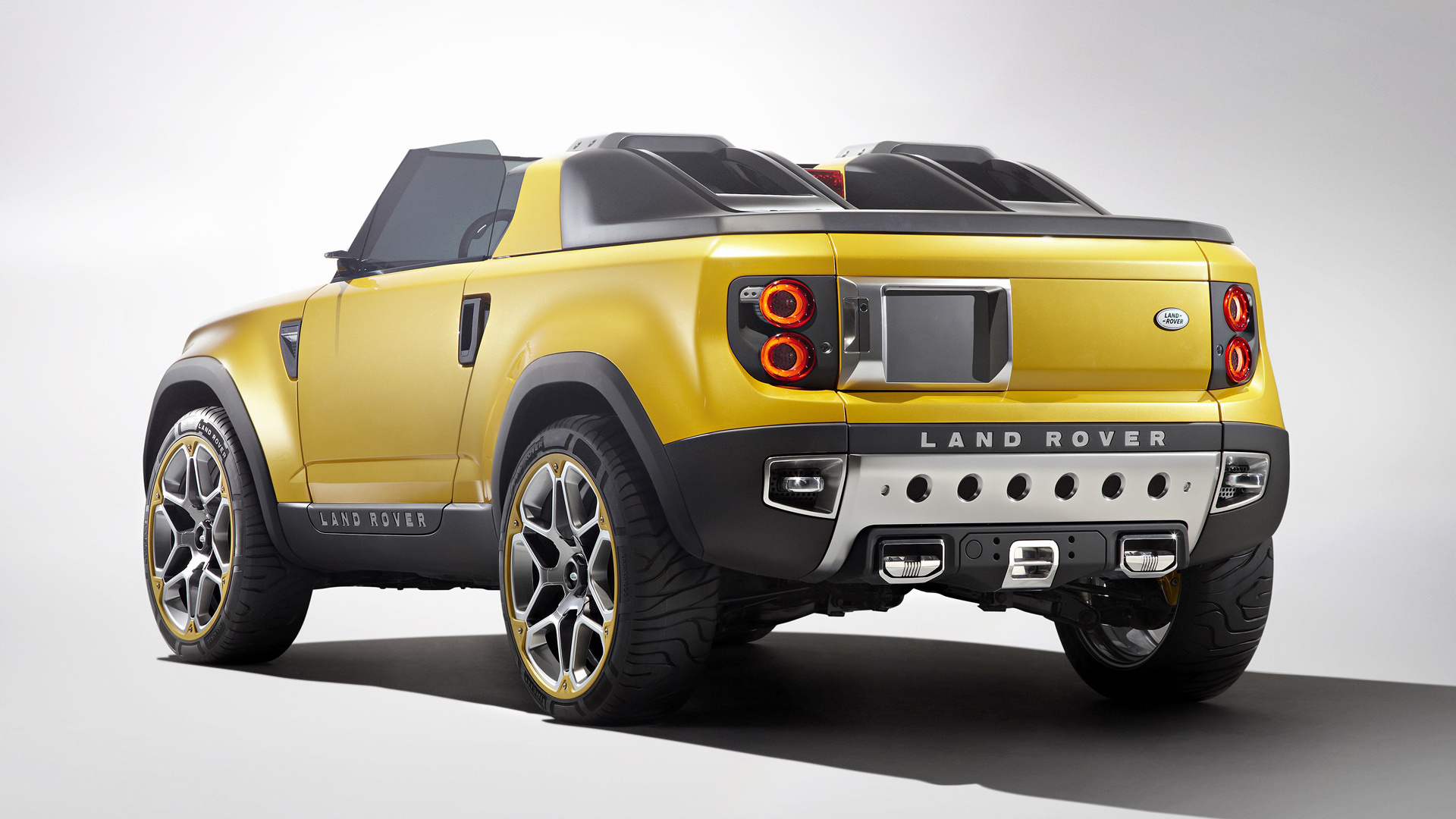 Land Rover DC100 Sport Concept (2011) Wallpapers and HD Images - Car ...