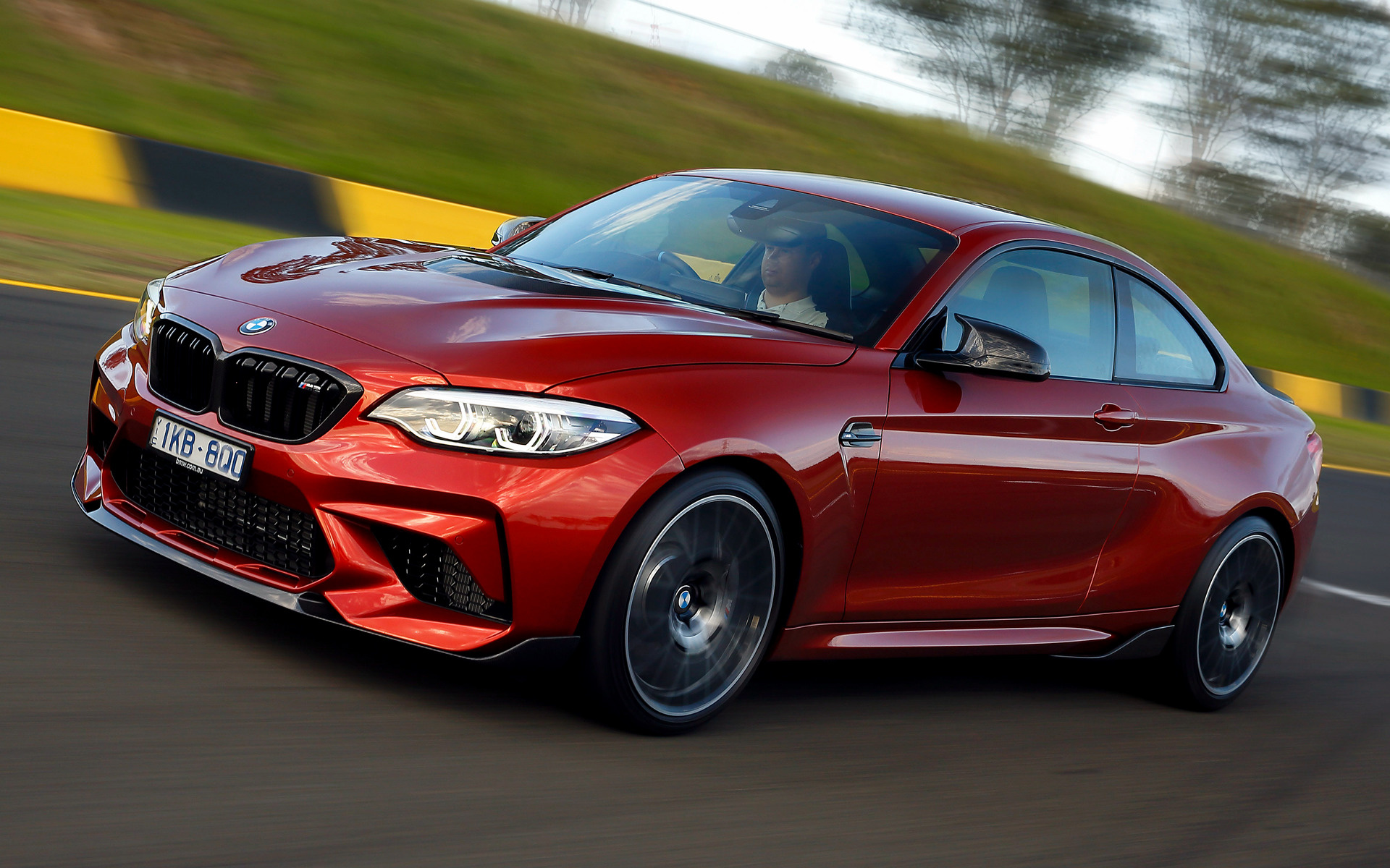 Performance Chrysler Jeep Dodge >> 2018 BMW M2 Coupe Competition (AU) - Wallpapers and HD Images | Car Pixel