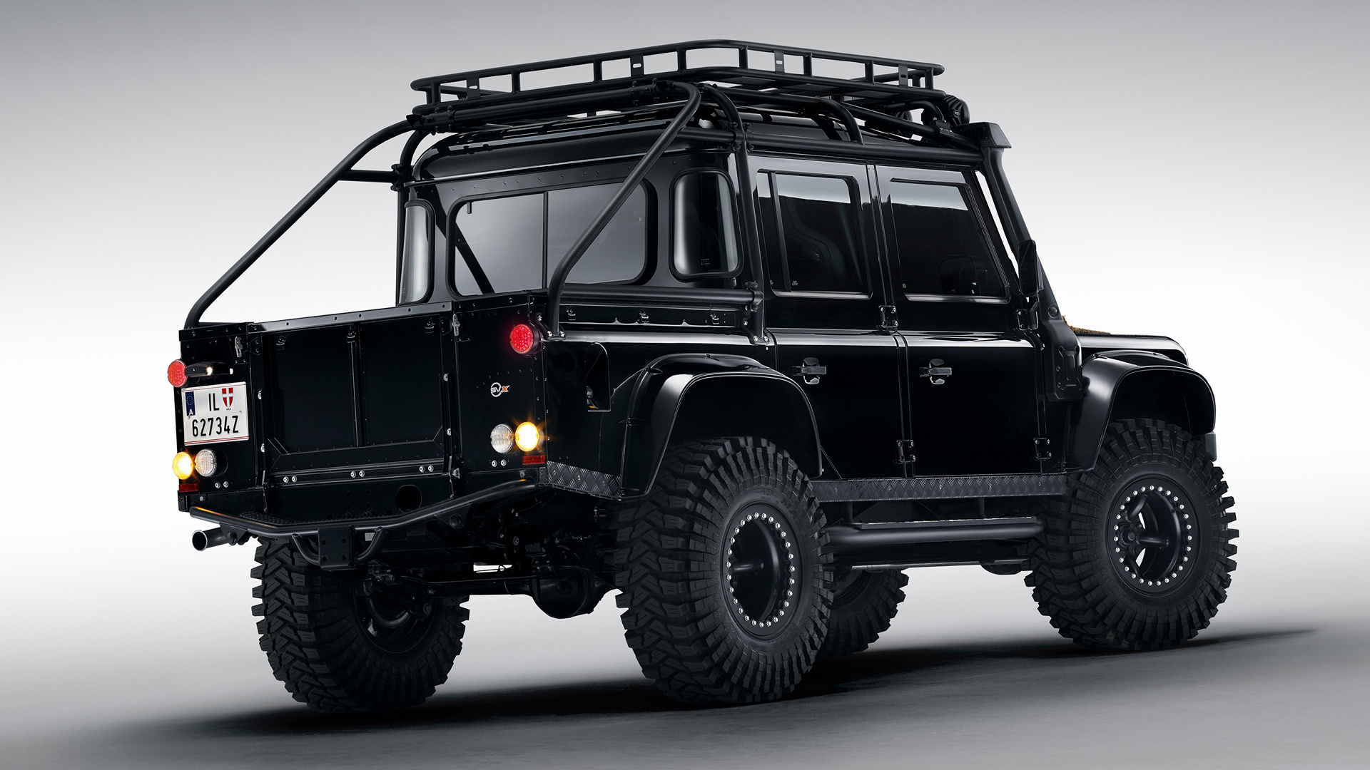 Land Rover Defender 007 Spectre (2015) Wallpapers and HD ...