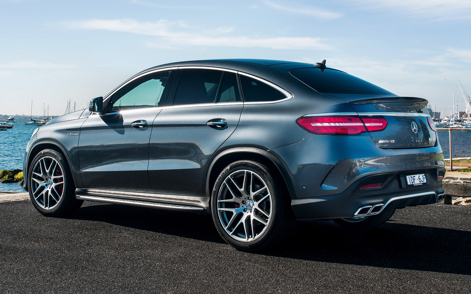 2015 Mercedes Amg Gle 63 S Coupe Au Wallpapers And Hd
