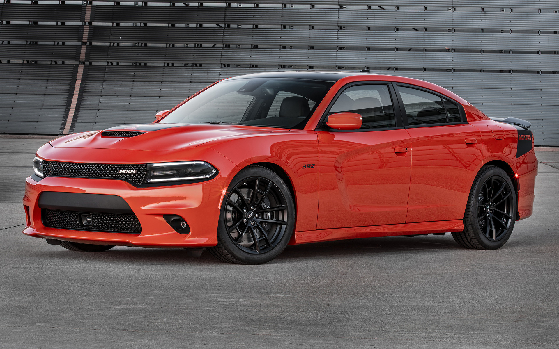 Dodge Charger Daytona 392 2017 Wallpapers And Hd Images