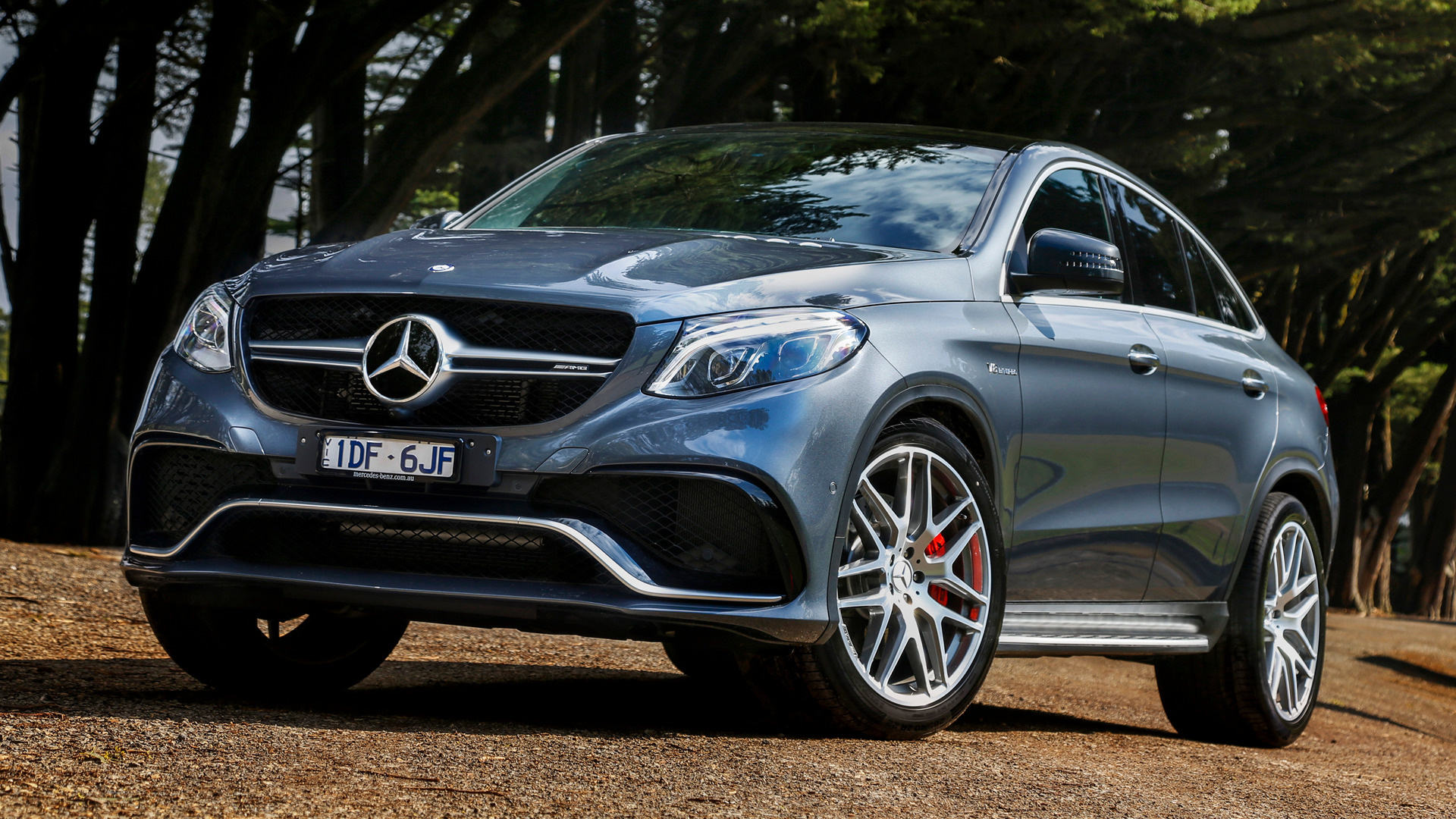 2015 Mercedes-AMG GLE 63 S Coupe (AU) - Wallpapers and HD ...