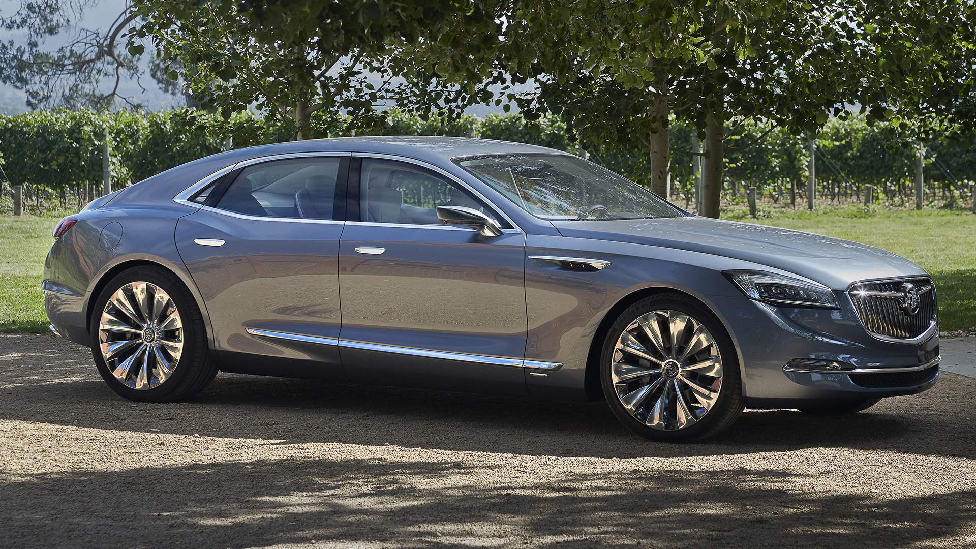 Buick Avenir Concept (2015) Wallpapers and HD Images - Car Pixel