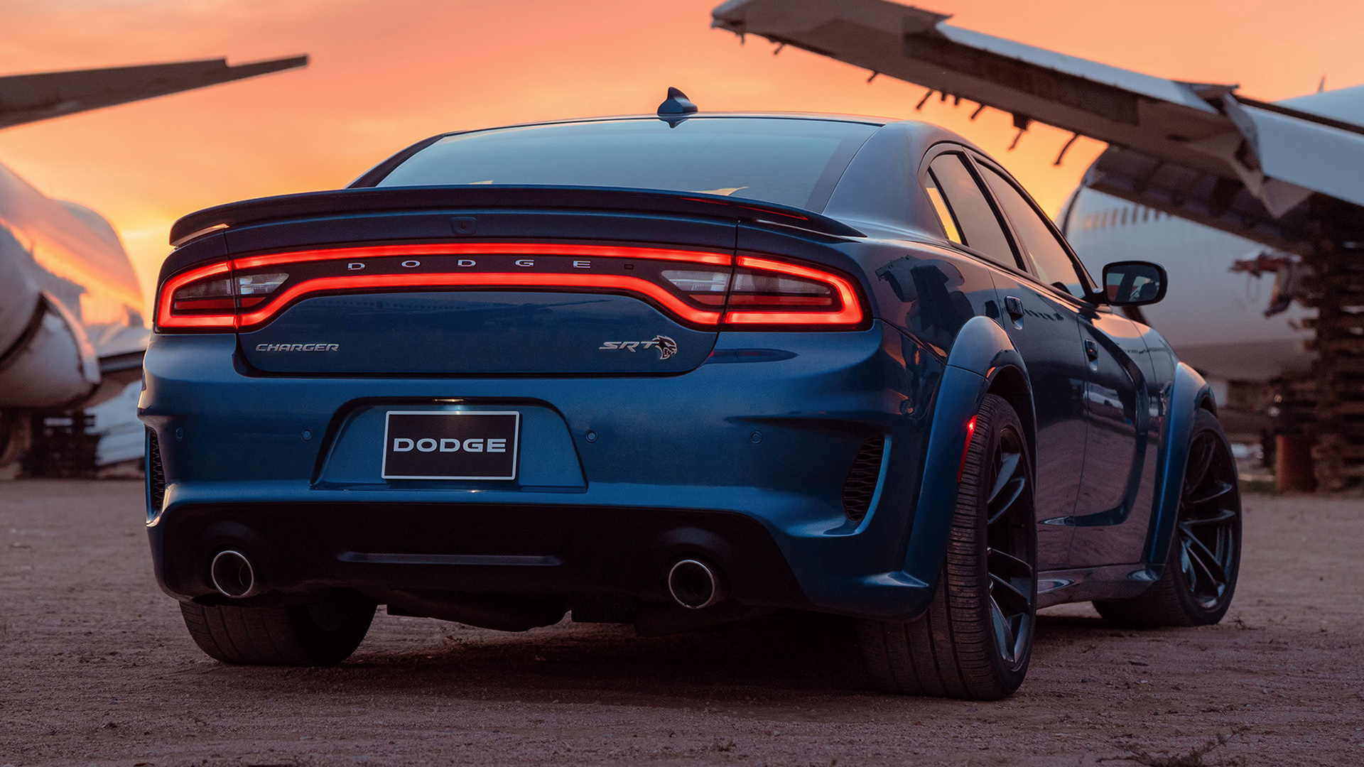2020 Dodge Charger Srt Hellcat Widebody Wallpapers And Hd Images Car Pixel