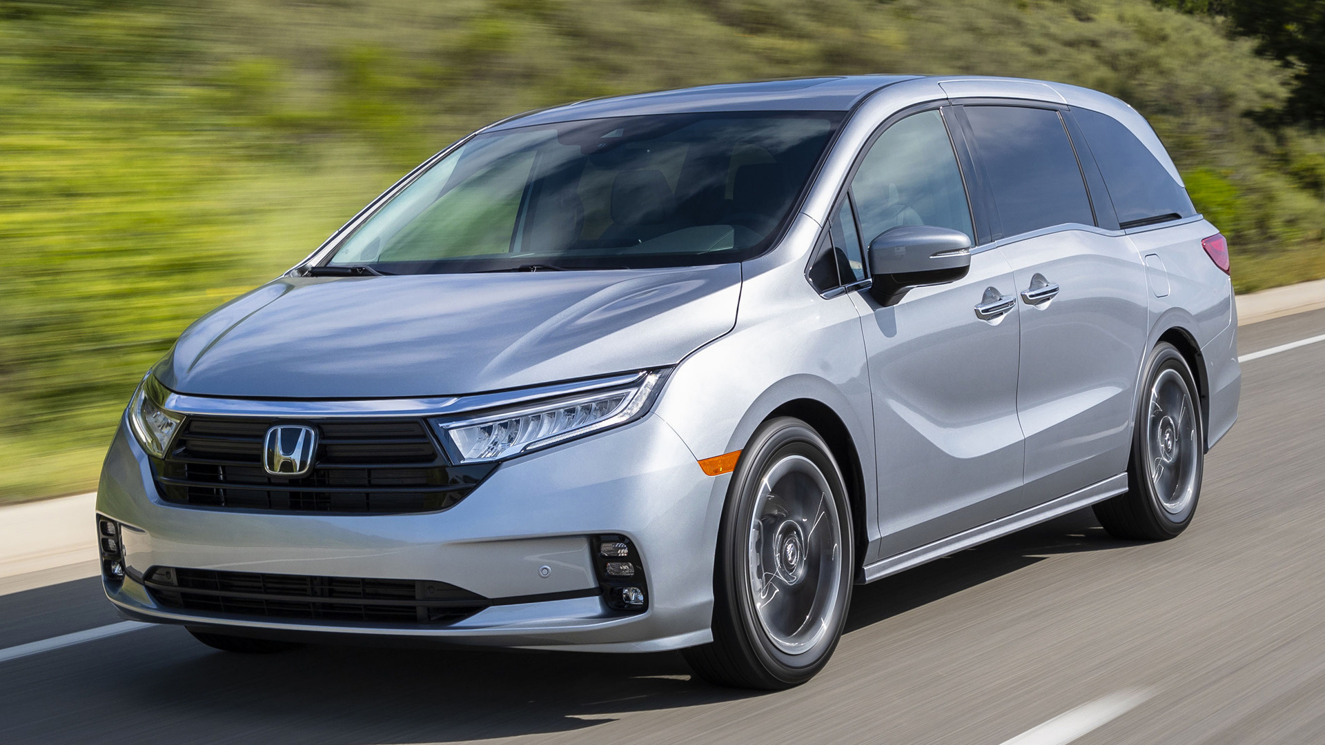 2021 Honda Odyssey (US) - Wallpapers and HD Images | Car Pixel