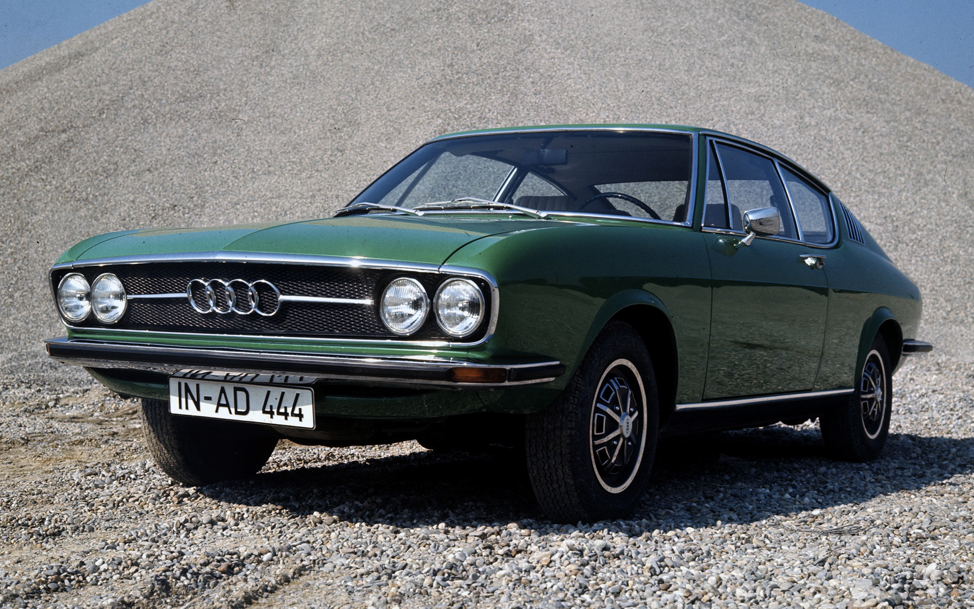 1970 Audi 100 Coupe S Wallpapers And Hd Images Car Pixel