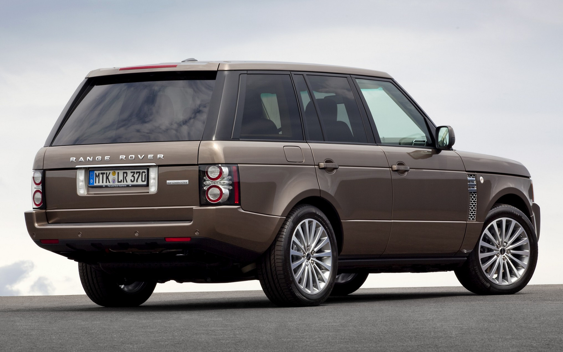 Mercedes Benz Westminster >> Range Rover Westminster (2012) Wallpapers and HD Images - Car Pixel