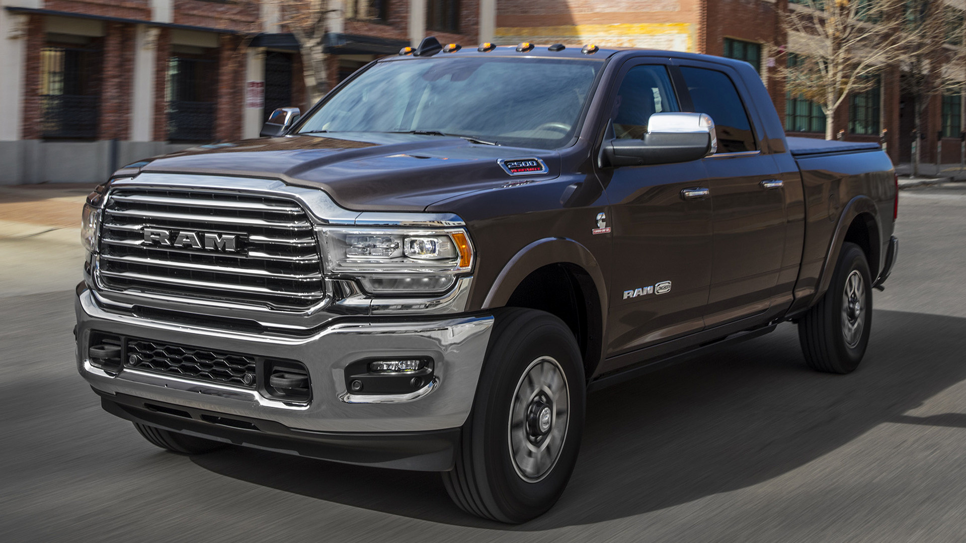 2019 Ram 2500 Longhorn Mega Cab - Wallpapers and HD Images | Car Pixel