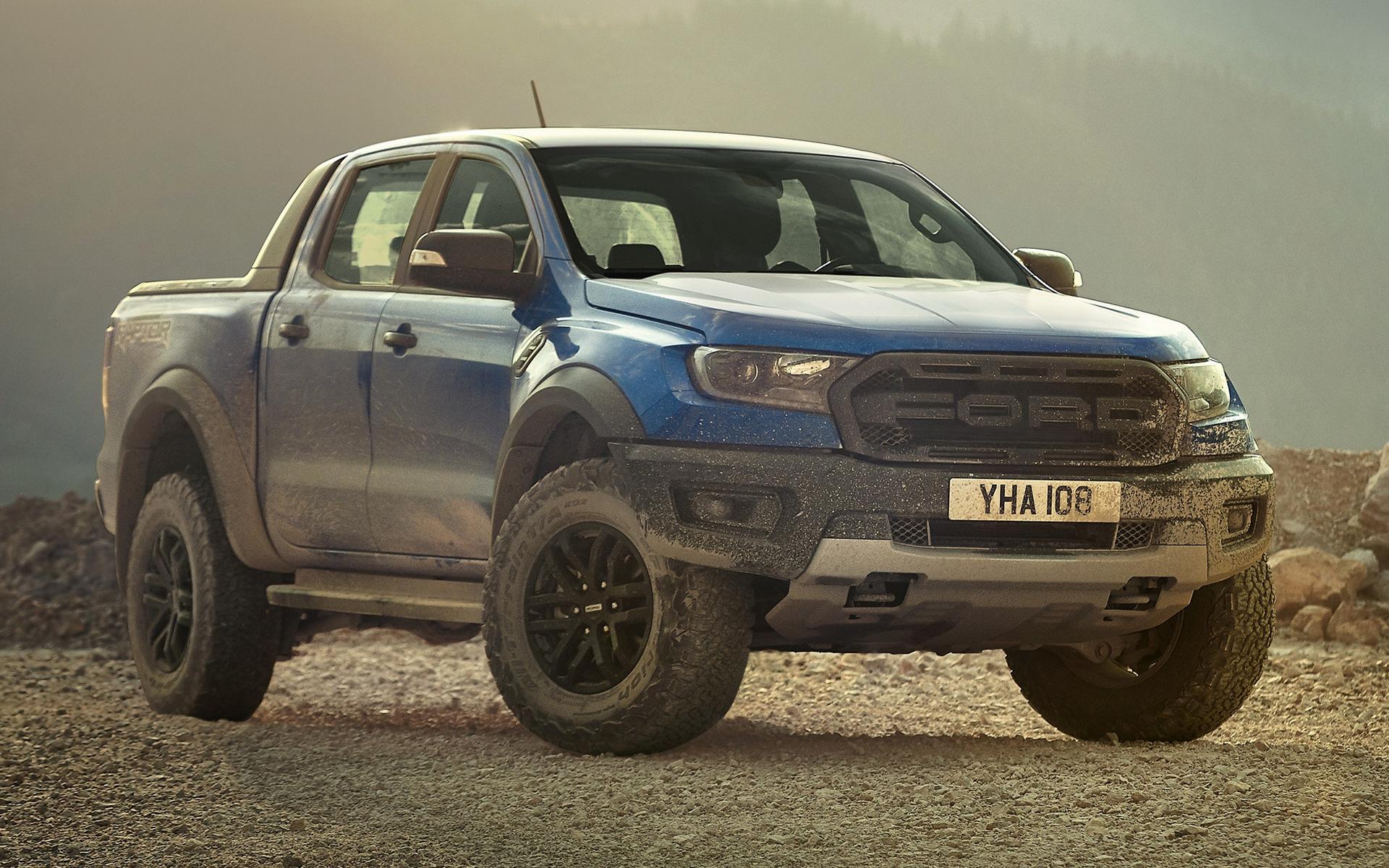 2018 Ford Ranger Raptor Double Cab Eu Fondos De Pantalla