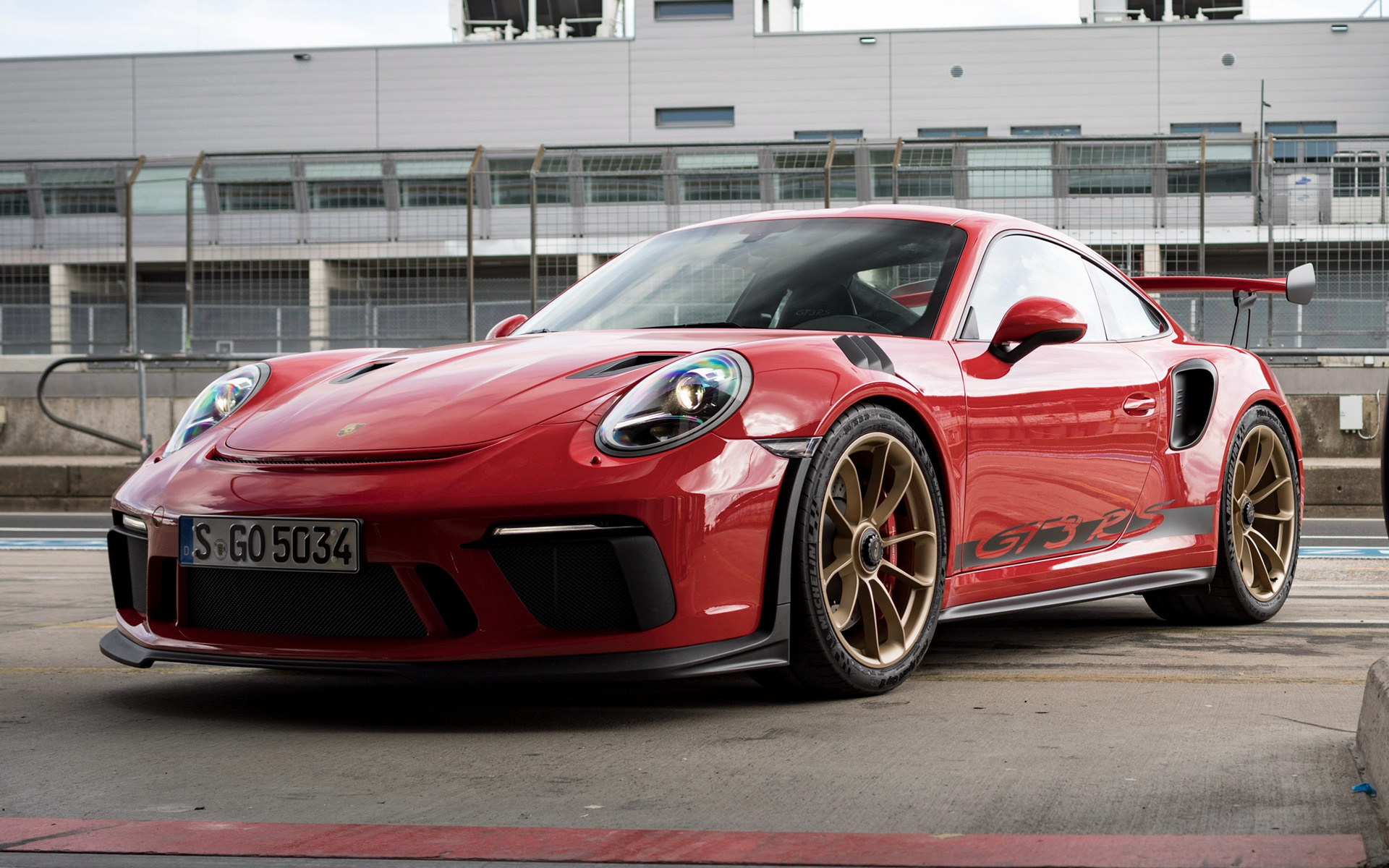 2018 Porsche 911 Gt3 Rs Wallpapers And Hd Images Car Pixel