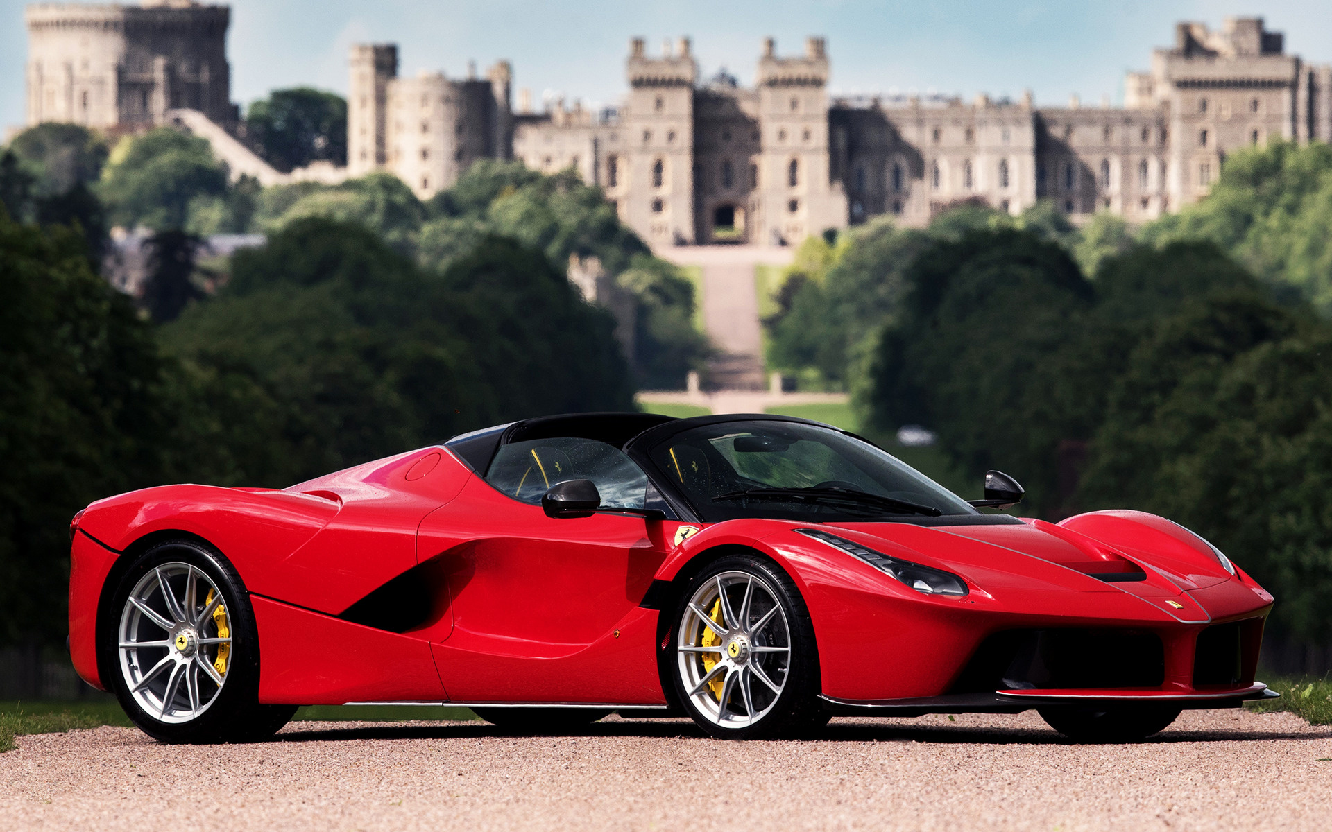 2016 LaFerrari Aperta - Wallpapers and HD Images | Car Pixel
