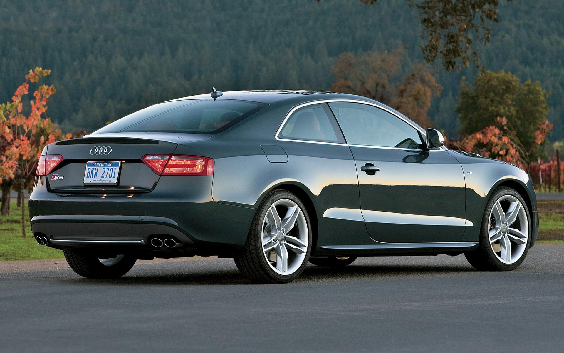 Kelebihan Audi S5 2008 Spesifikasi