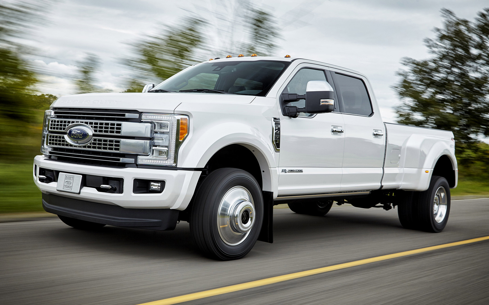 Ford F450 Wallpaper