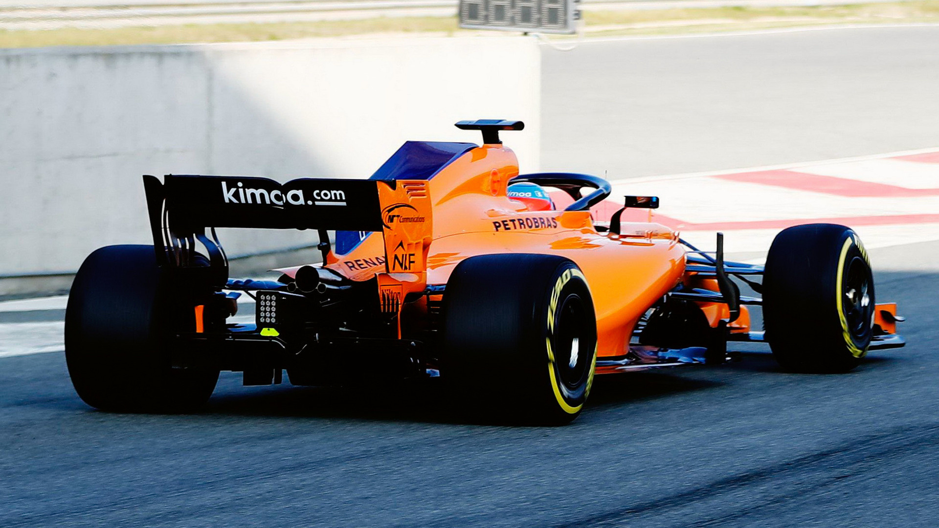 2018 McLaren MCL33 - Wallpapers and HD Images | Car Pixel
