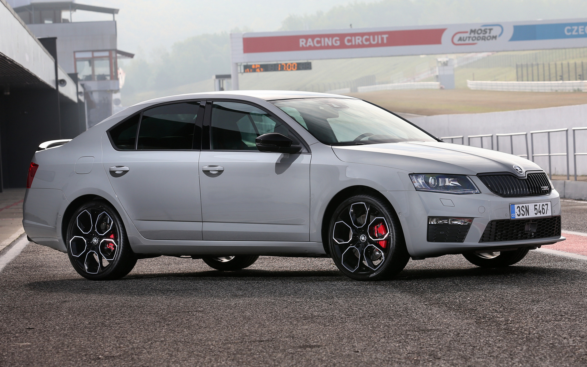2015 Skoda Octavia Rs 230 Wallpapers And Hd Images Car