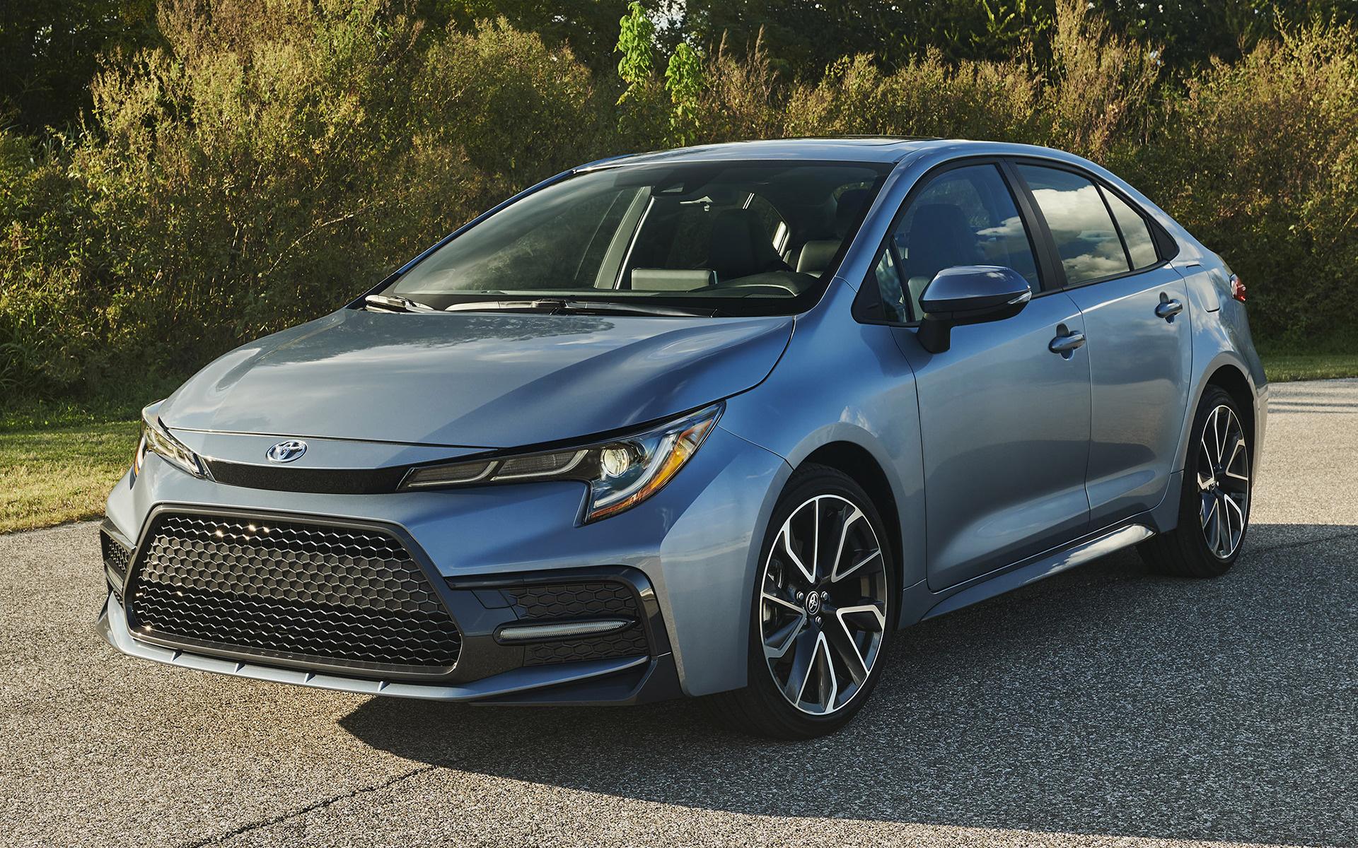 2020 Toyota Corolla Sedan Xse  Us