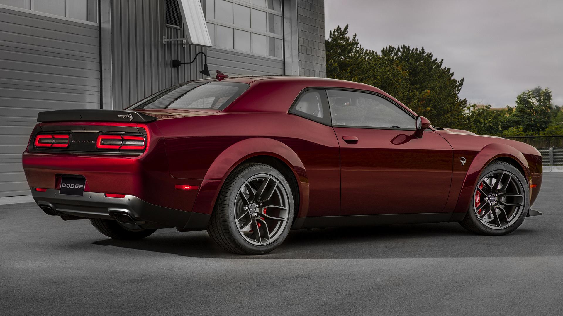 2018 Dodge Challenger Srt Hellcat Widebody Wallpapers
