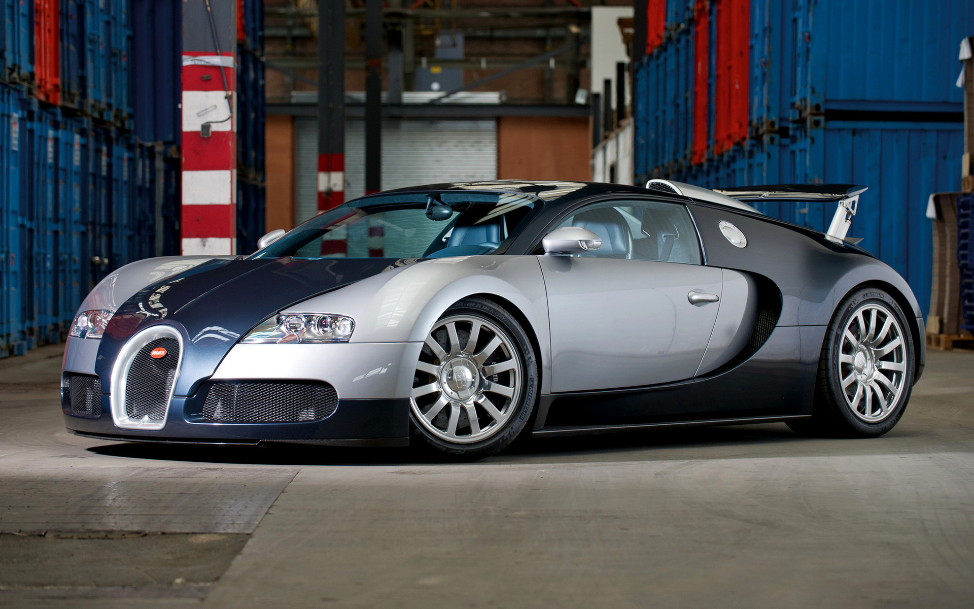Bugatti Veyron 2005 Wallpapers And Hd Images Car Pixel HD Wallpapers Download free images and photos [musssic.tk]