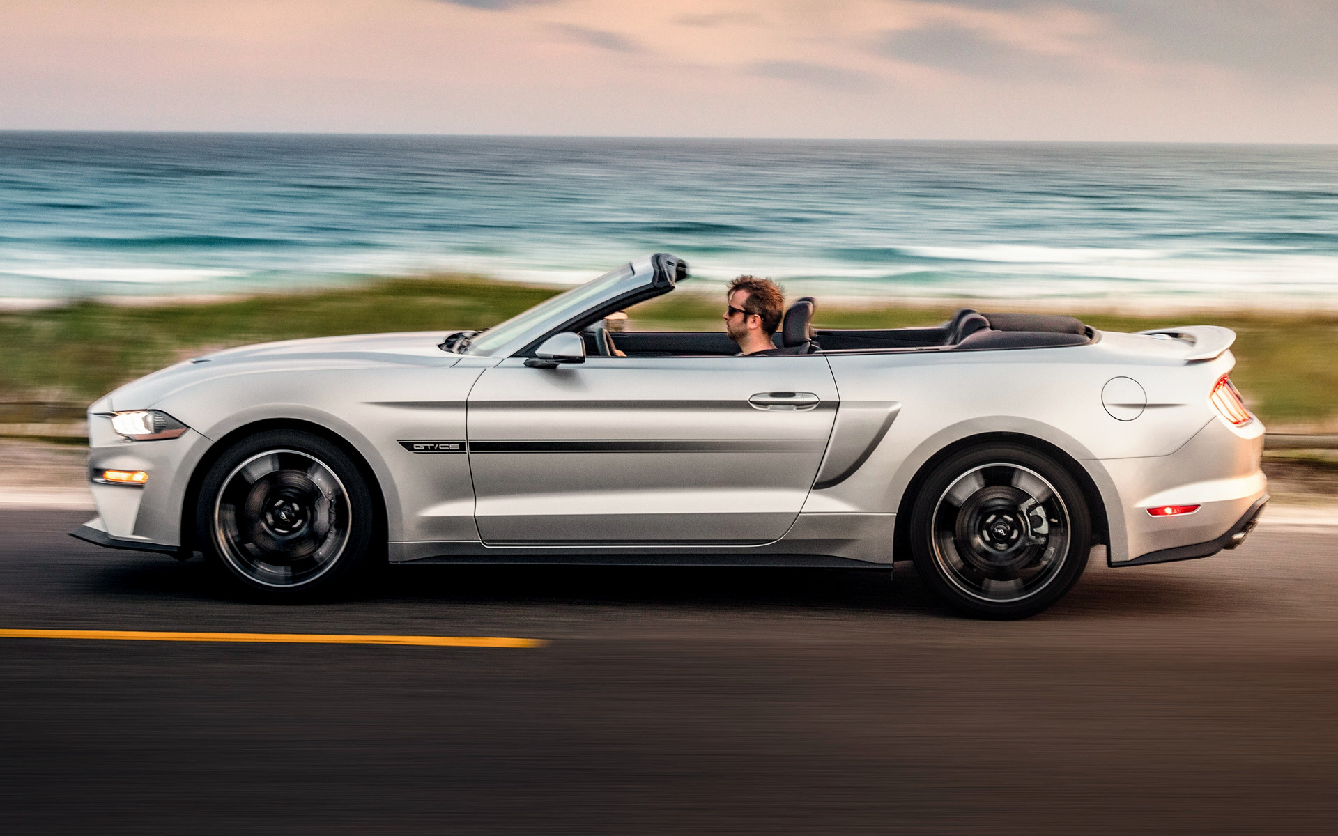 2019 Ford Mustang GT Convertible California Special ...