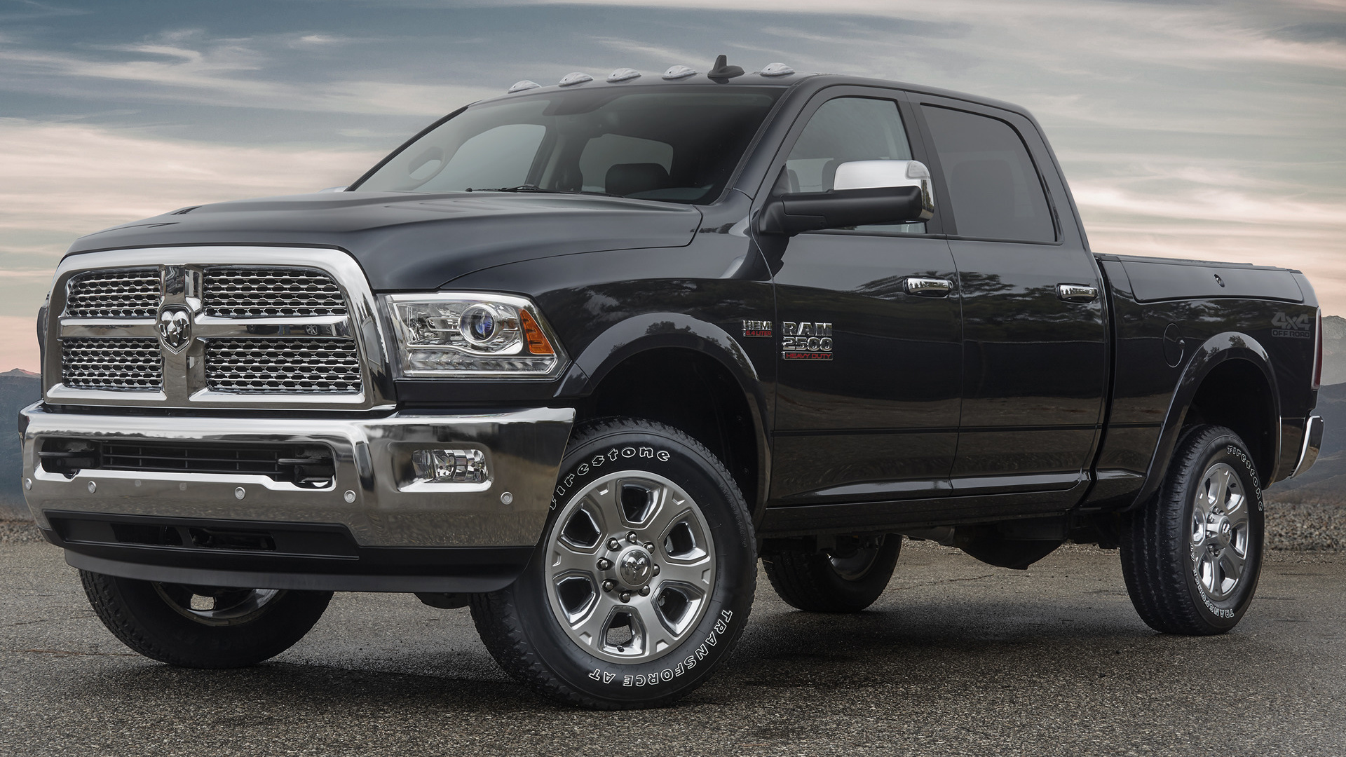 2017 Ram 2500 Laramie Crew Cab Off Road Package
