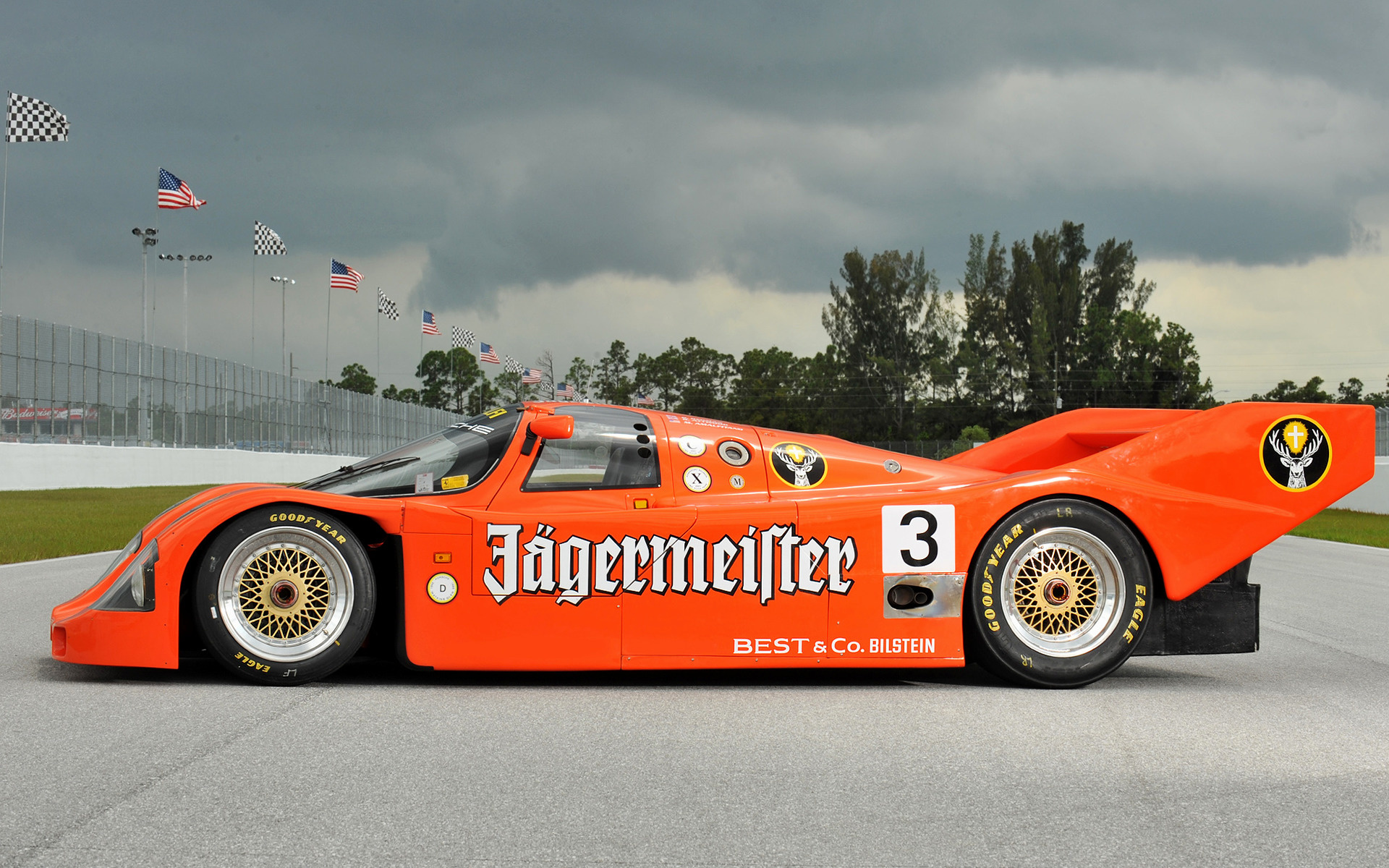 Porsche 962 C 138 1988 Wallpapers And Hd Images Car Pixel