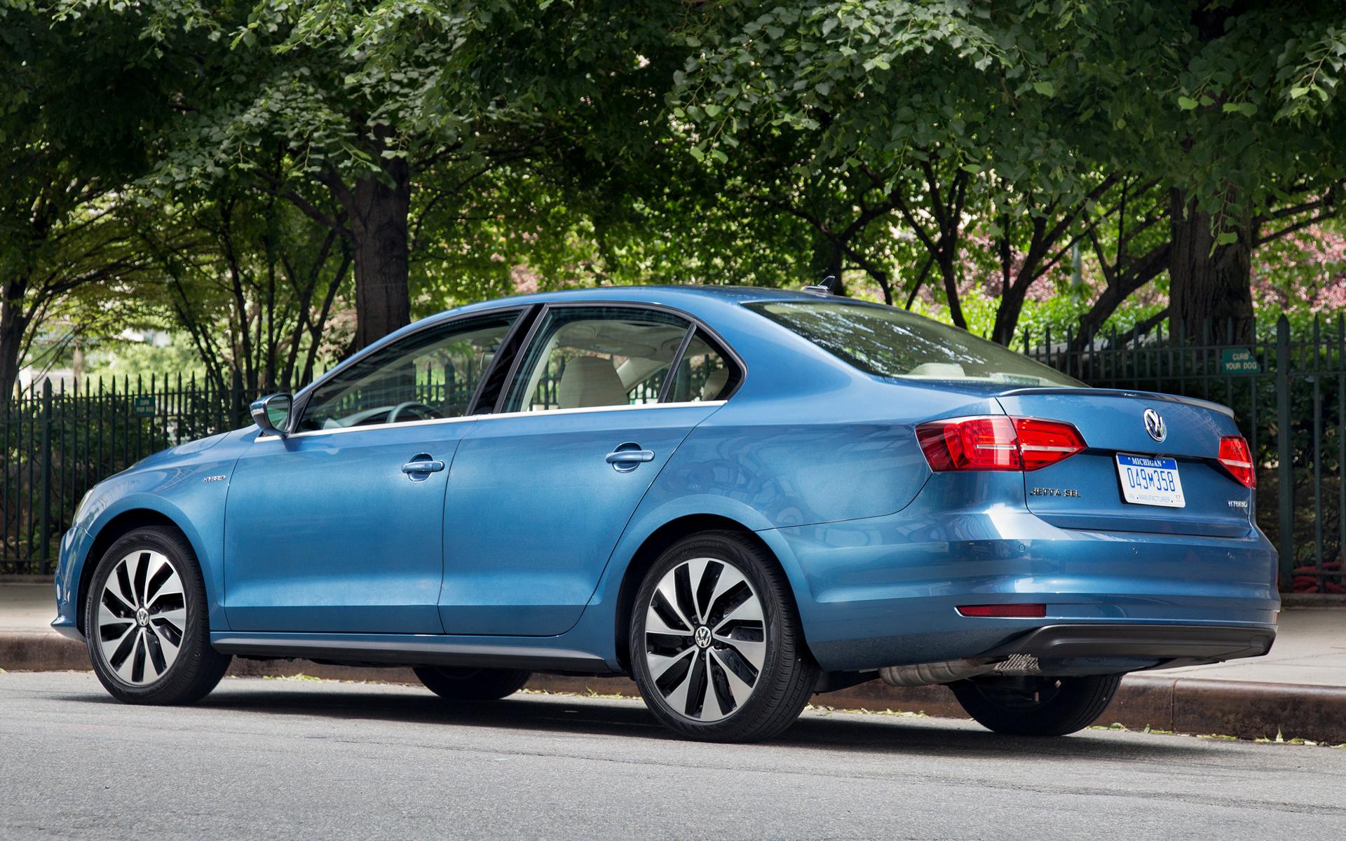 review jetta the thumb report hybrid volkswagen vw green torque