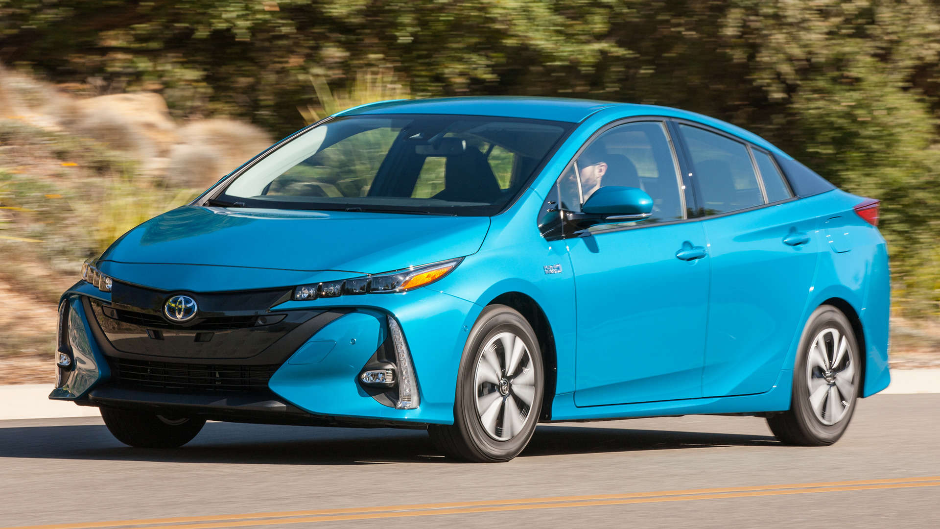 Toyota Prius Hybrid Preis
