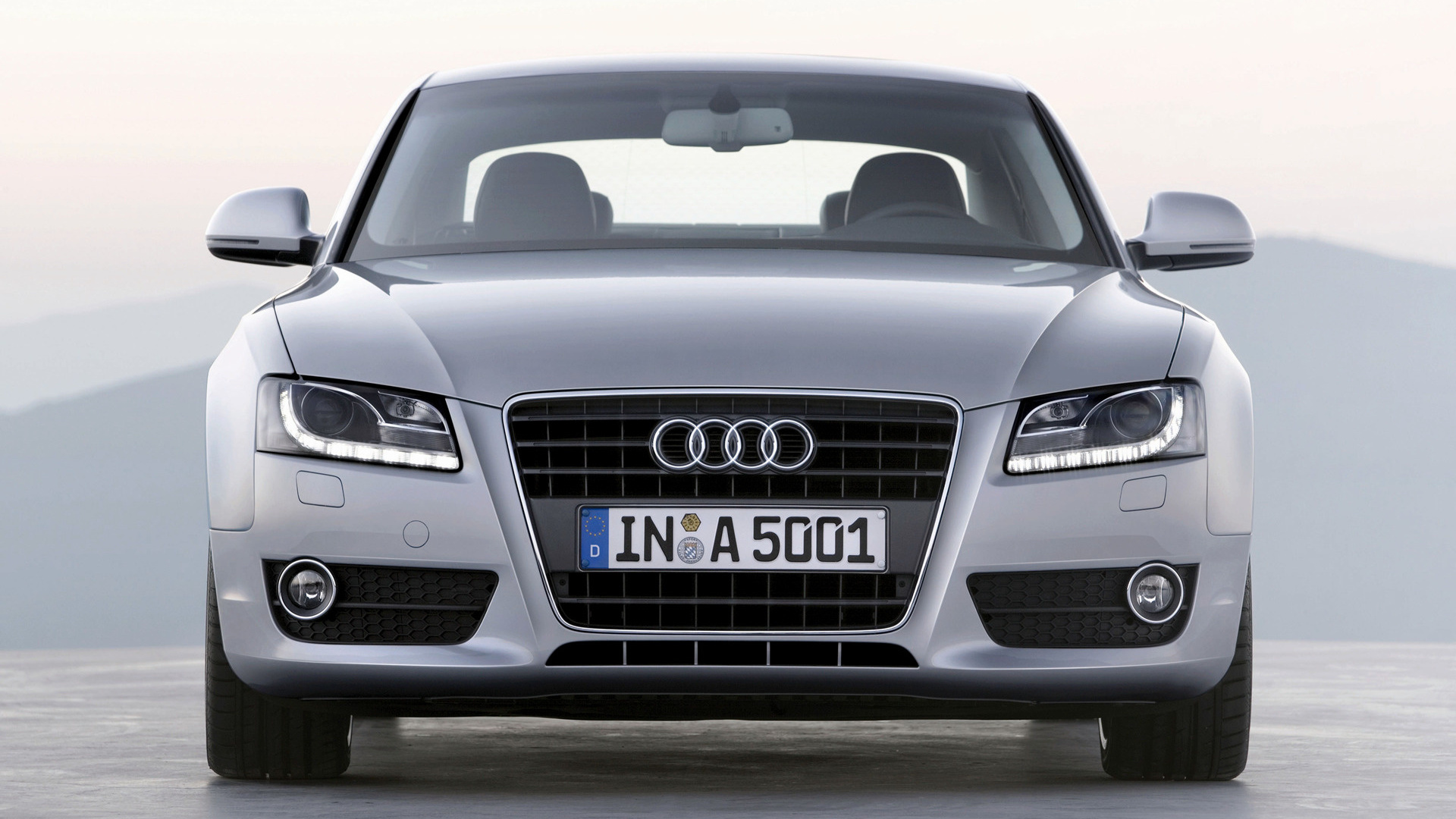 2007 audi a5 coupe wallpapers and hd images car pixel. Black Bedroom Furniture Sets. Home Design Ideas