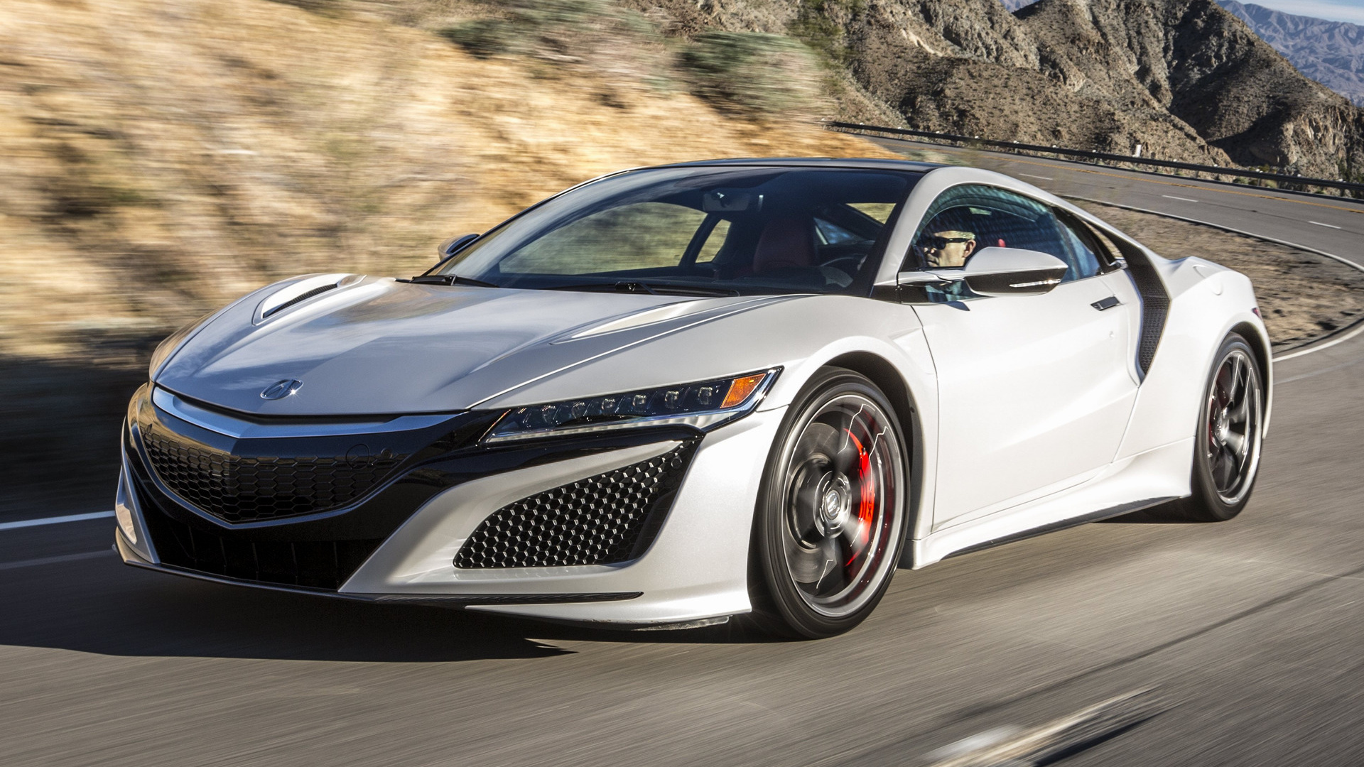 Acura NSX (2017) Wallpapers And HD Images
